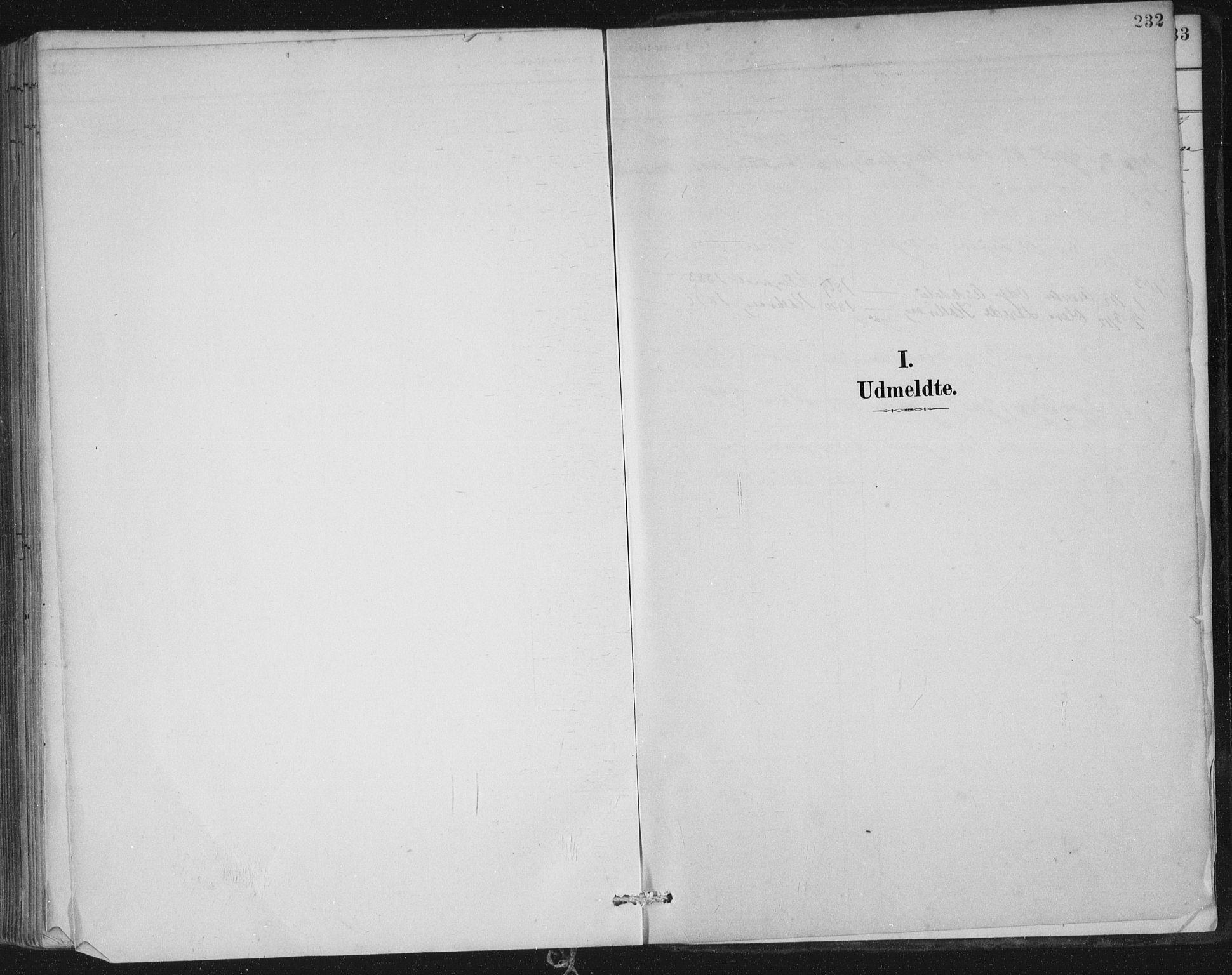 SAST, Nedstrand sokneprestkontor, IV: Ministerialbok nr. A 12, 1887-1915, s. 232