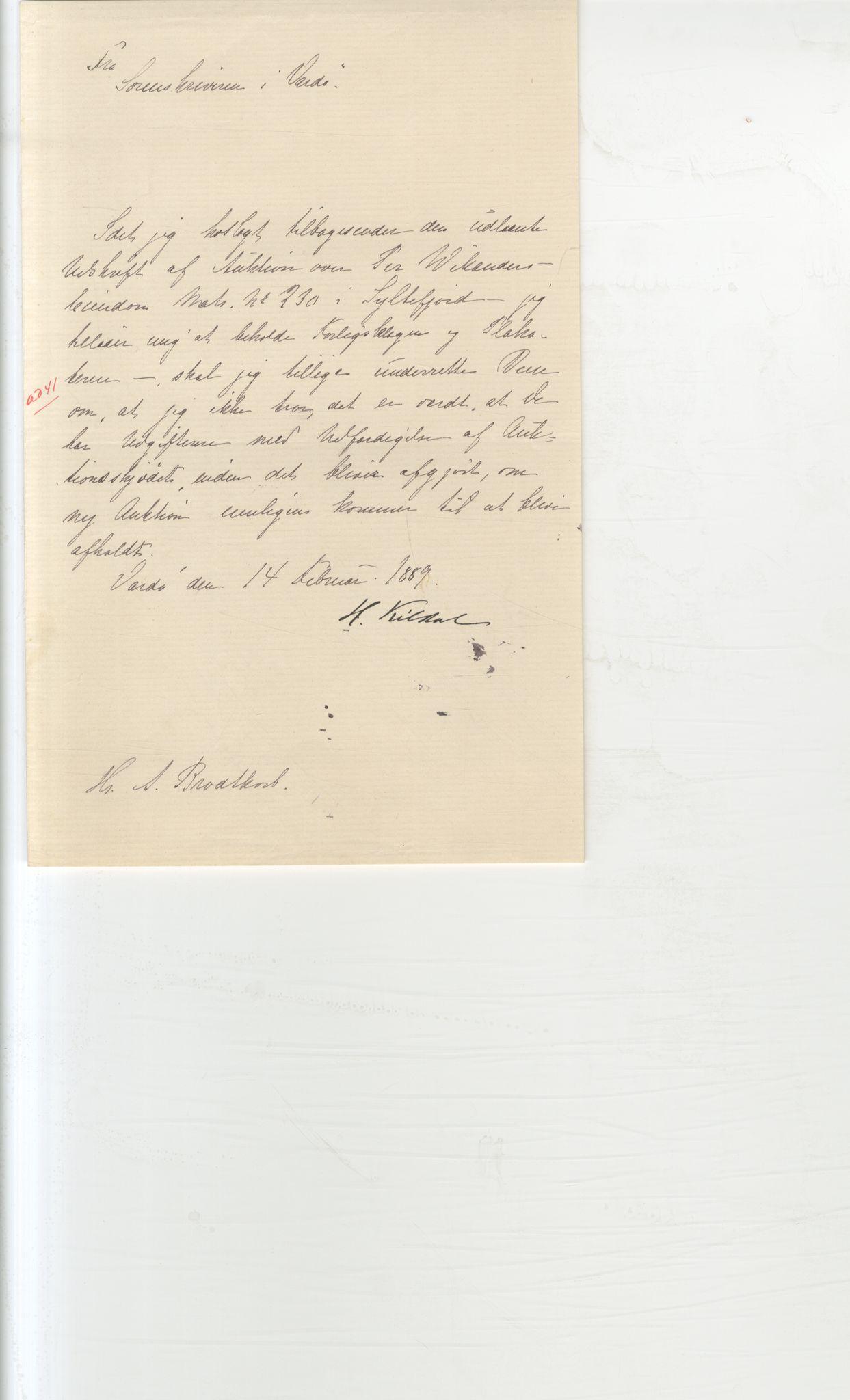 VAMU, Brodtkorb handel A/S, Q/Qb/L0003: Faste eiendommer i Vardø Herred, 1862-1939, s. 185