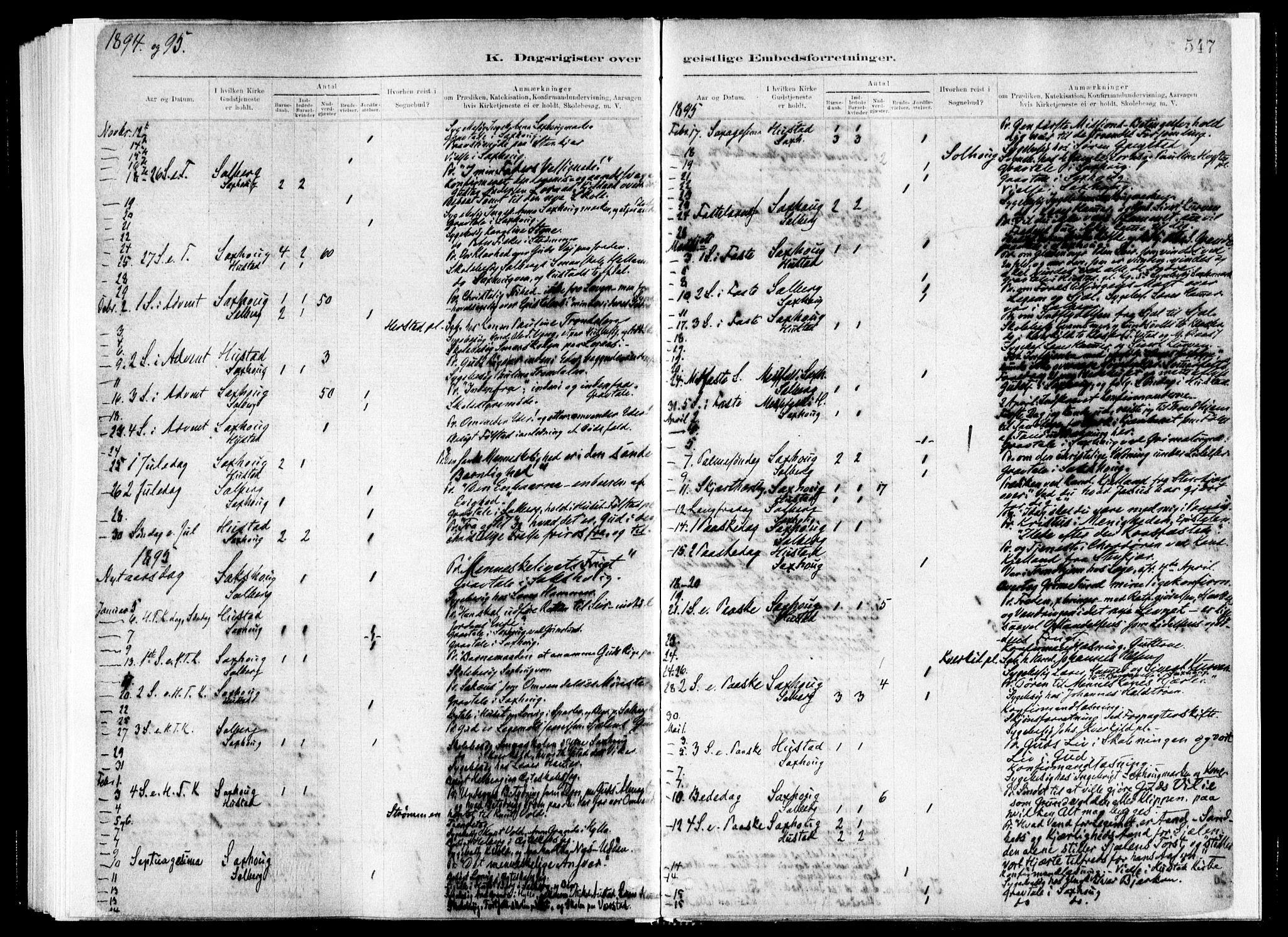 SAT, Ministerialprotokoller, klokkerbøker og fødselsregistre - Nord-Trøndelag, 730/L0285: Ministerialbok nr. 730A10, 1879-1914, s. 547