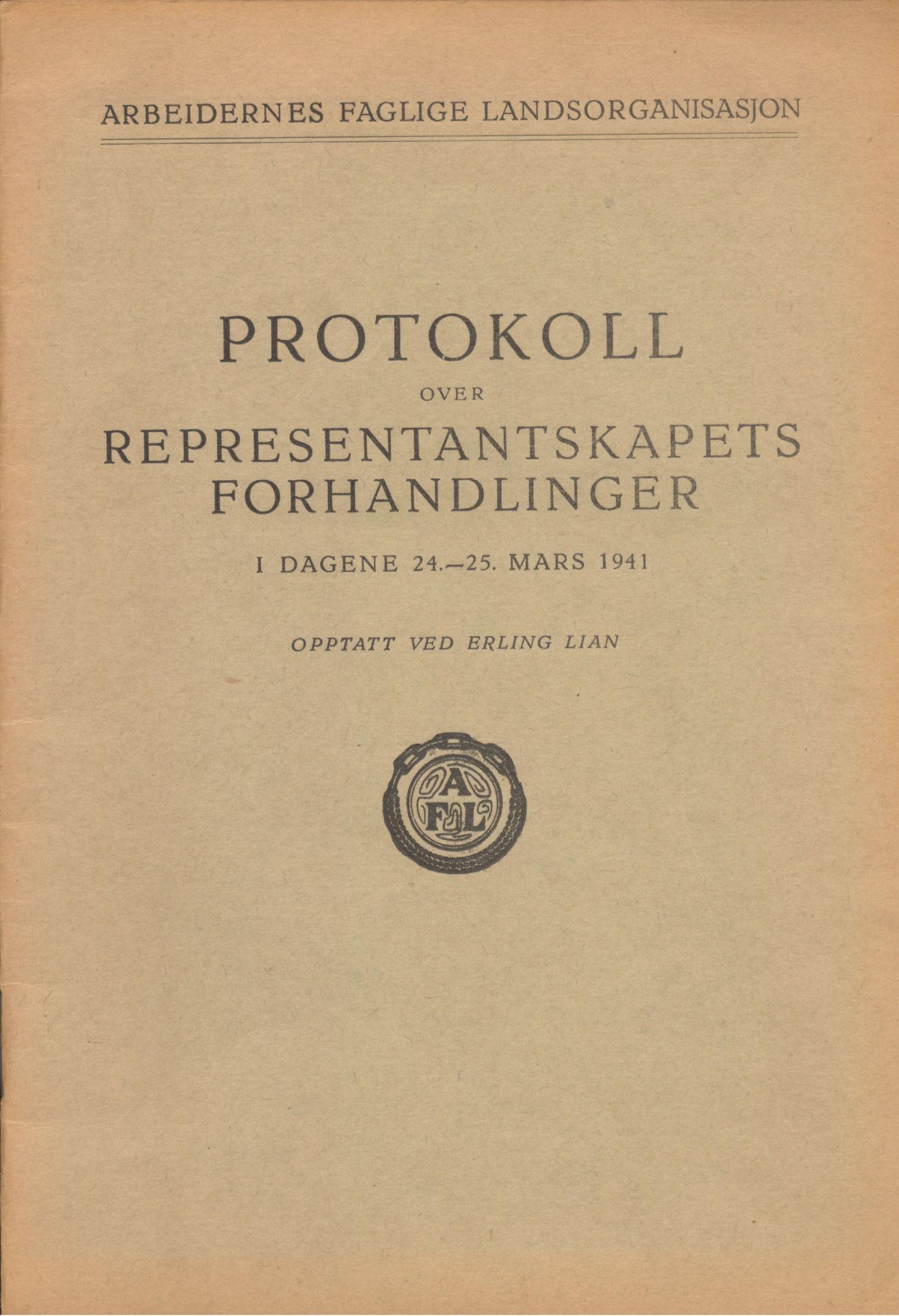 AAB, Landsorganisasjonen i Norge, 1911-1953, s. 421