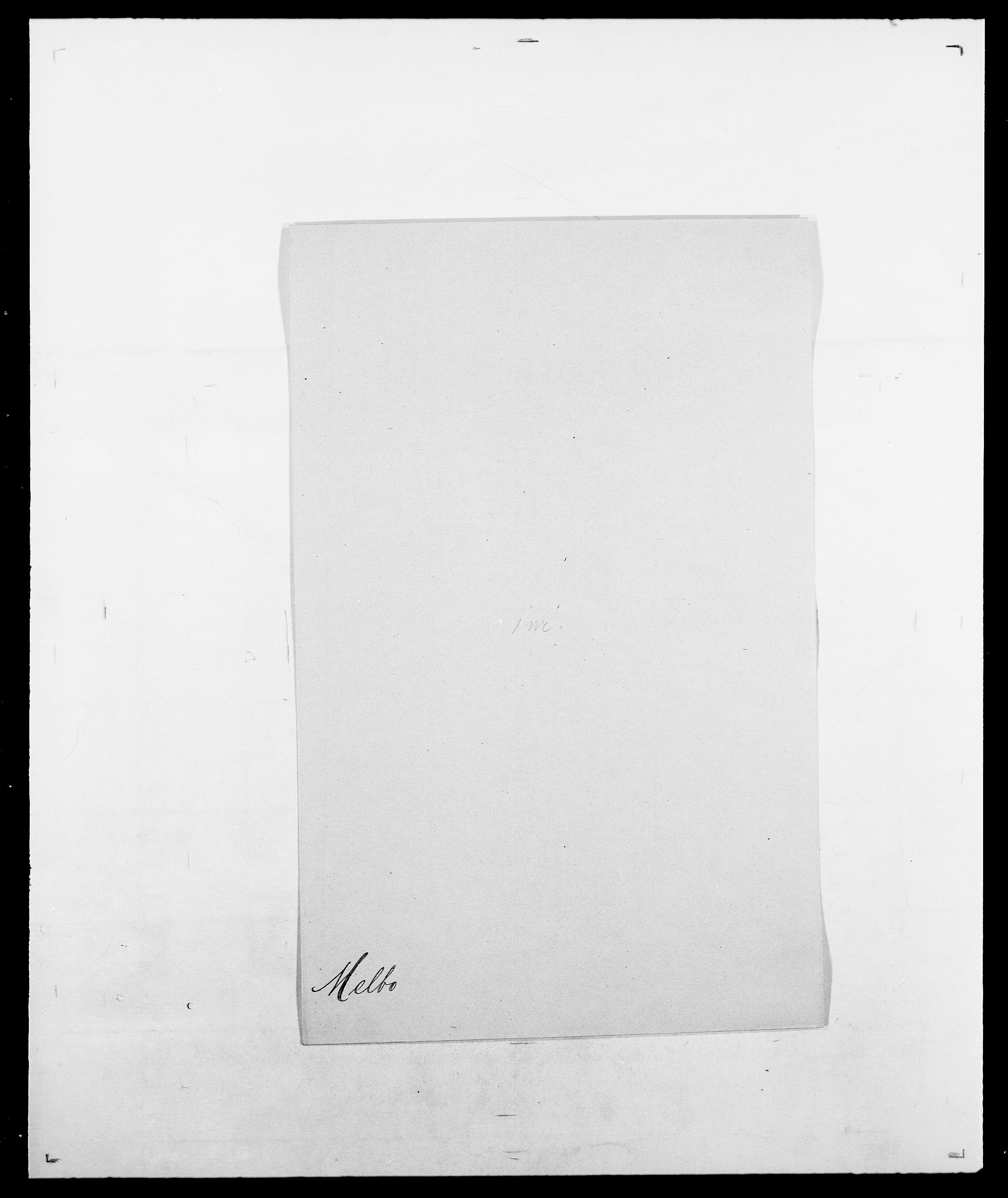 SAO, Delgobe, Charles Antoine - samling, D/Da/L0026: Mechelby - Montoppidan, s. 218