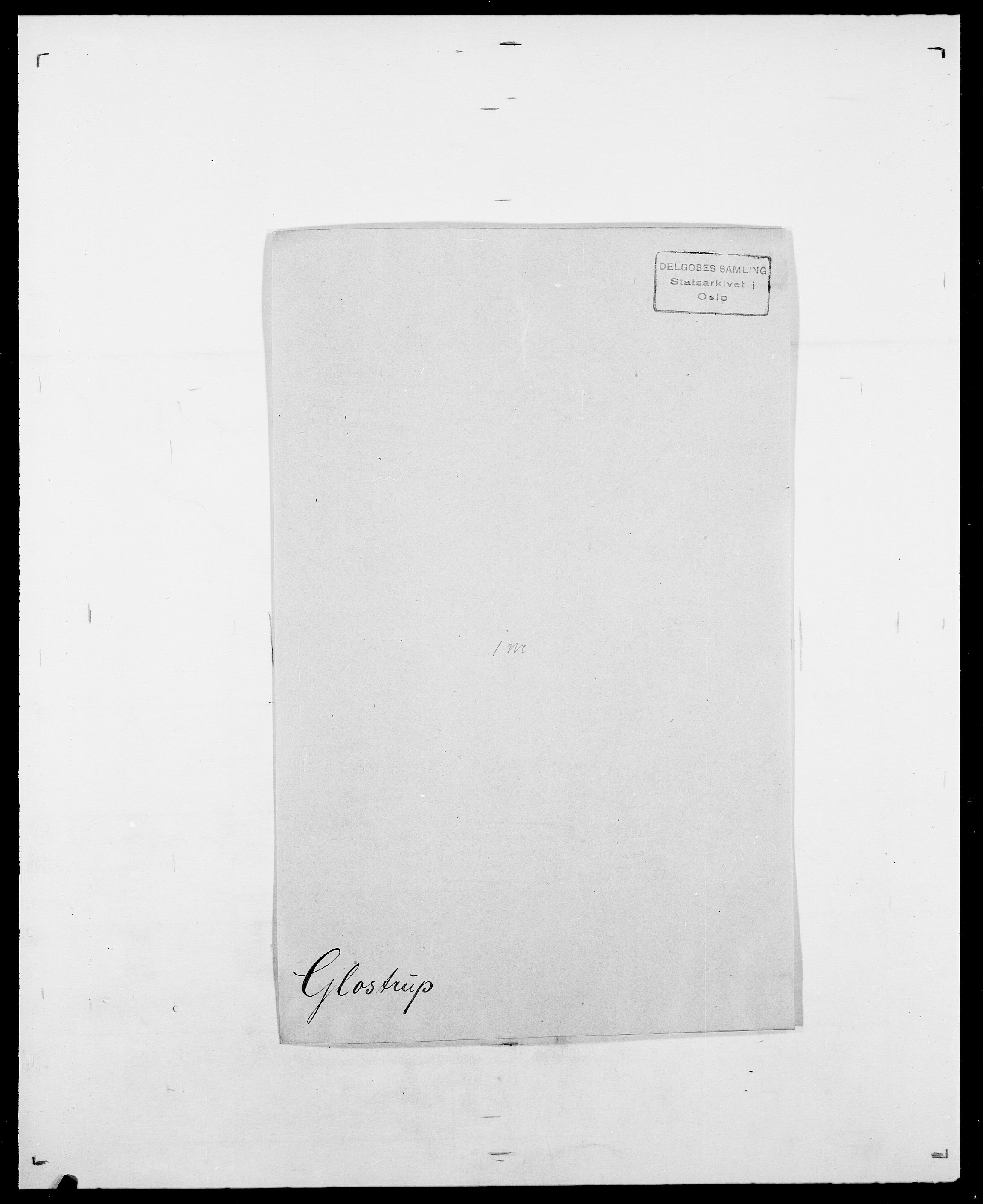 SAO, Delgobe, Charles Antoine - samling, D/Da/L0014: Giebdhausen - Grip, s. 333