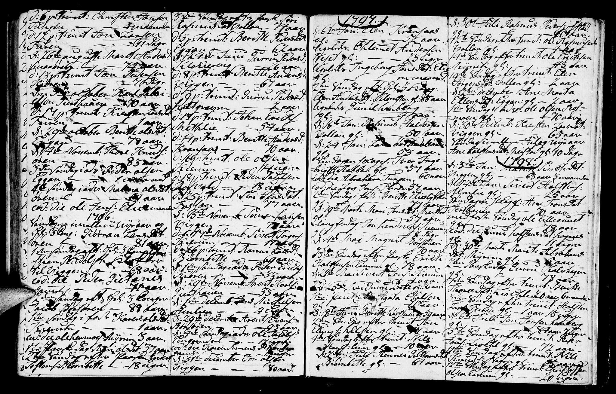 SAT, Ministerialprotokoller, klokkerbøker og fødselsregistre - Sør-Trøndelag, 665/L0768: Ministerialbok nr. 665A03, 1754-1803, s. 171