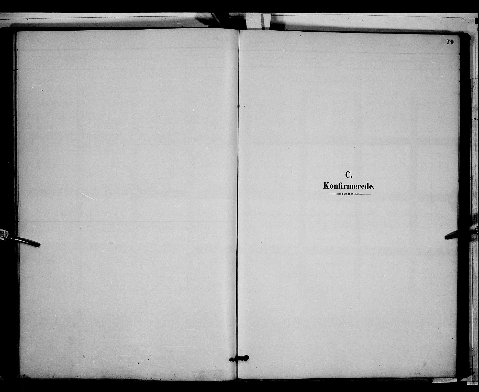 SAH, Gran prestekontor, Klokkerbok nr. 3, 1882-1890, s. 79