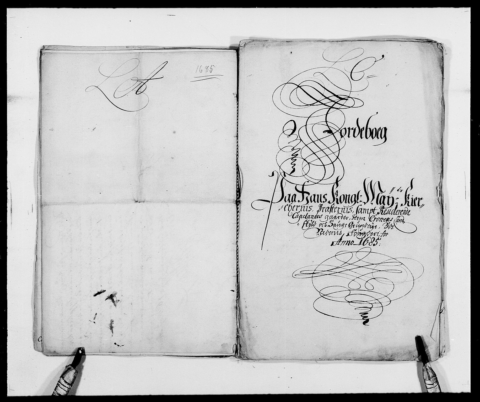 RA, Rentekammeret inntil 1814, Reviderte regnskaper, Fogderegnskap, R39/L2308: Fogderegnskap Nedenes, 1684-1689, s. 192
