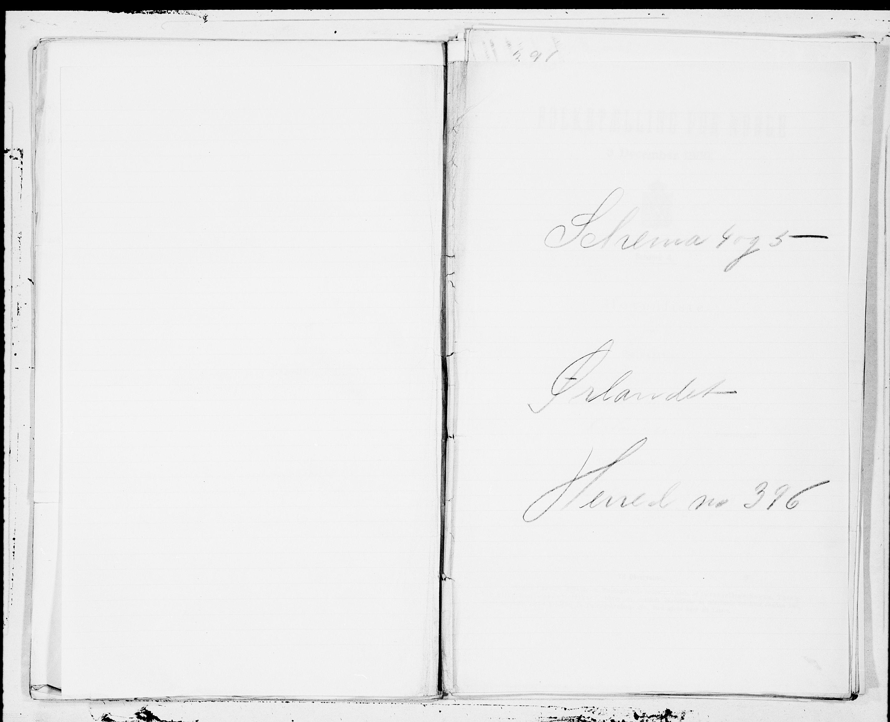 SAT, Folketelling 1900 for 1621 Ørland herred, 1900, s. 1