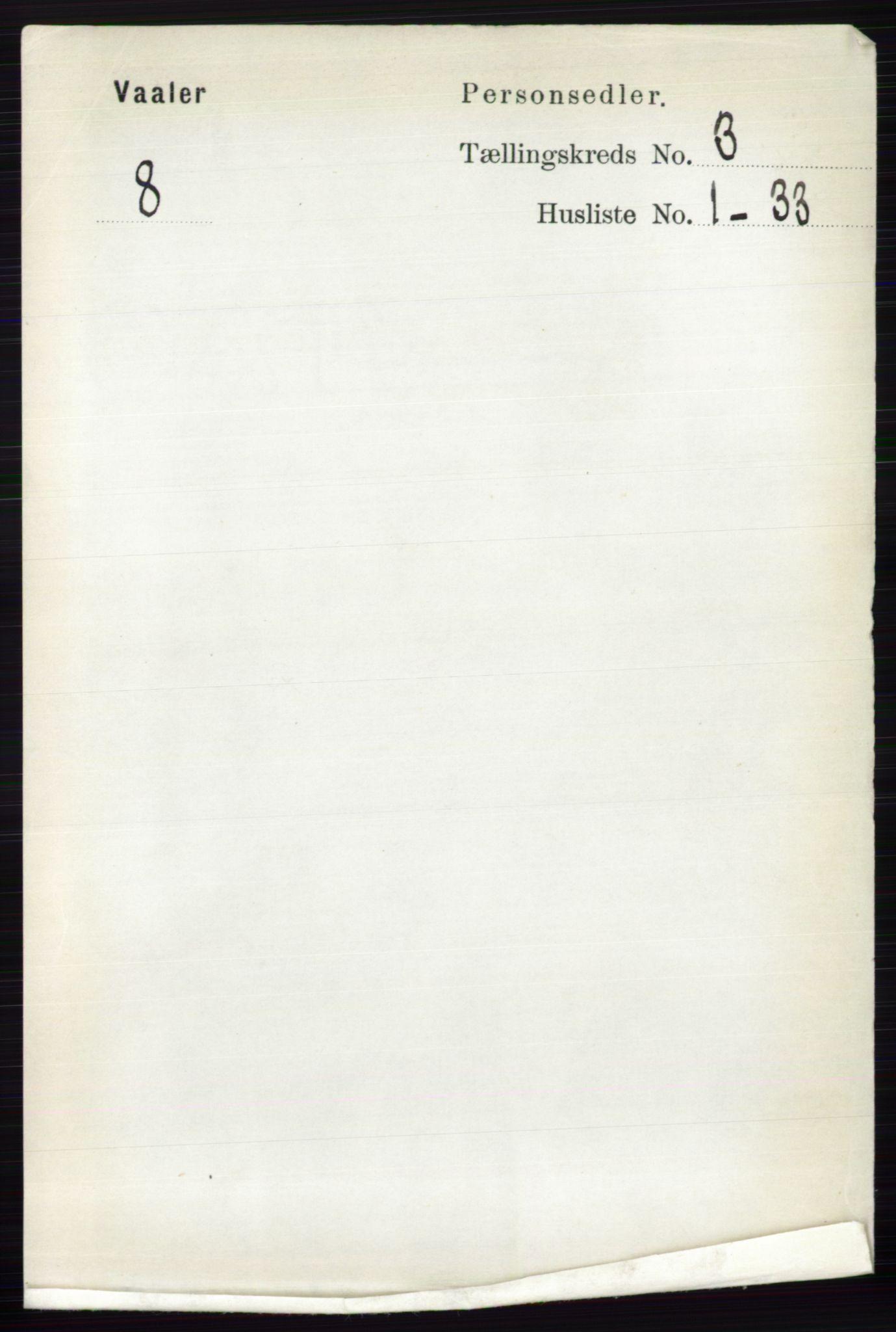 RA, Folketelling 1891 for 0426 Våler herred, 1891, s. 952