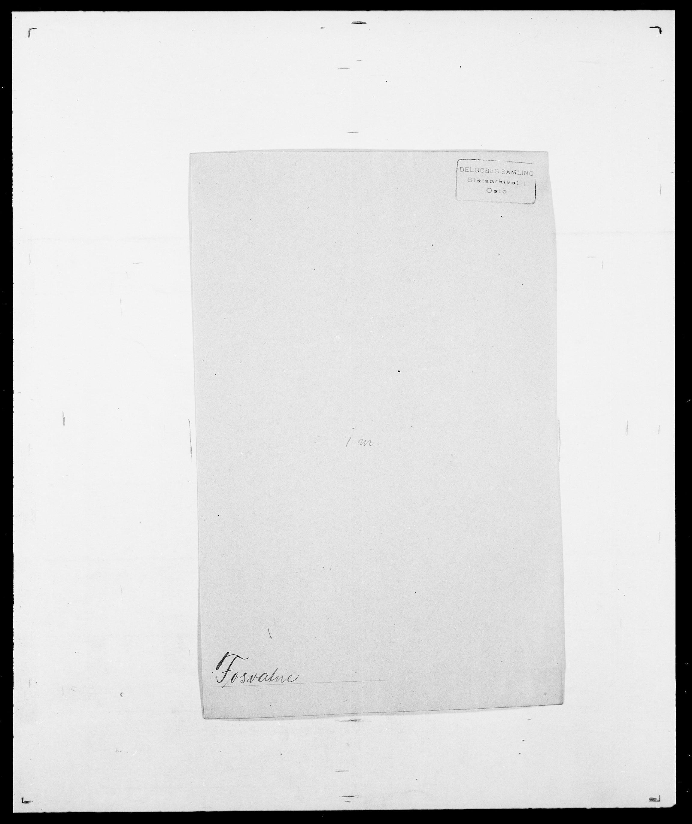 SAO, Delgobe, Charles Antoine - samling, D/Da/L0012: Flor, Floer, Flohr - Fritzner, s. 668