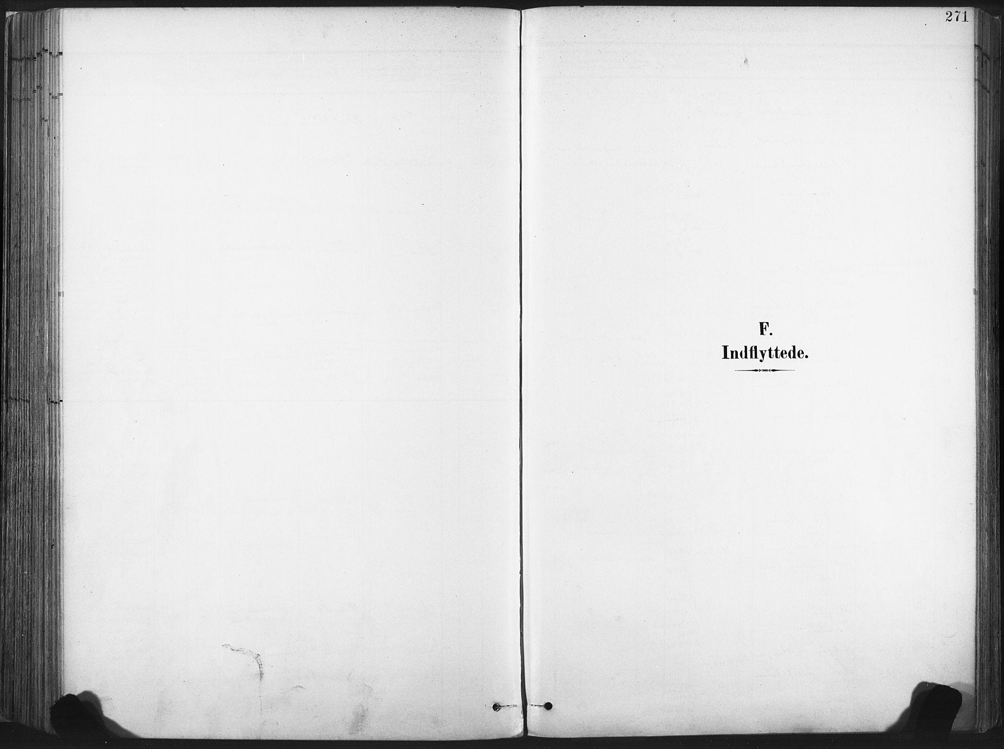 SAT, Ministerialprotokoller, klokkerbøker og fødselsregistre - Nord-Trøndelag, 717/L0162: Ministerialbok nr. 717A12, 1898-1923, s. 271