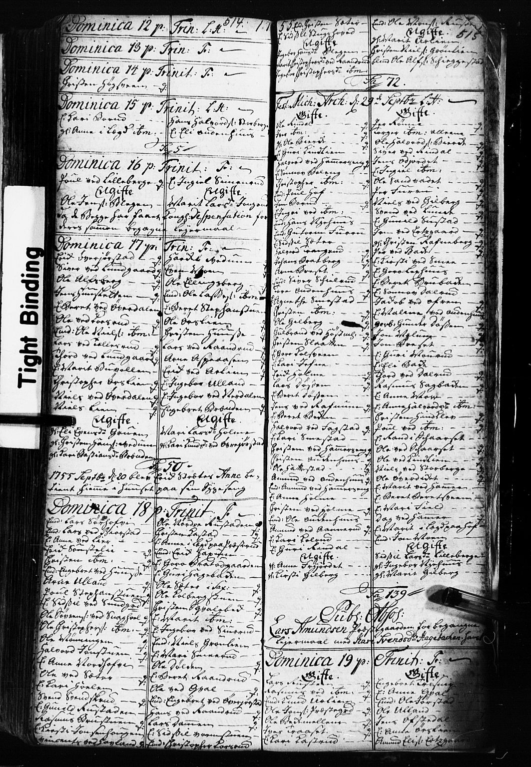 SAH, Fåberg prestekontor, Klokkerbok nr. 2, 1741-1756, s. 514-515