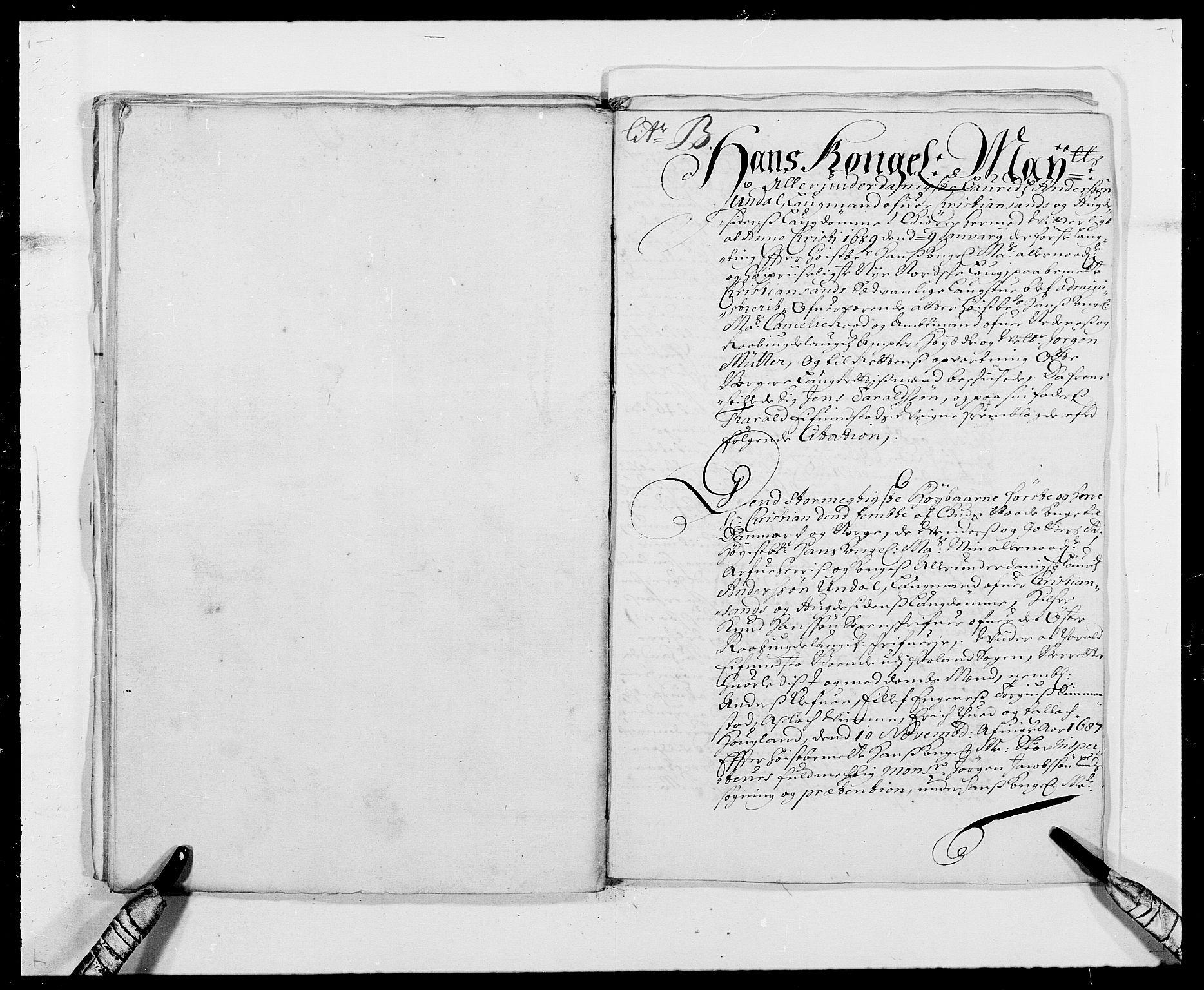 RA, Rentekammeret inntil 1814, Reviderte regnskaper, Fogderegnskap, R40/L2442: Fogderegnskap Råbyggelag, 1689-1690, s. 32