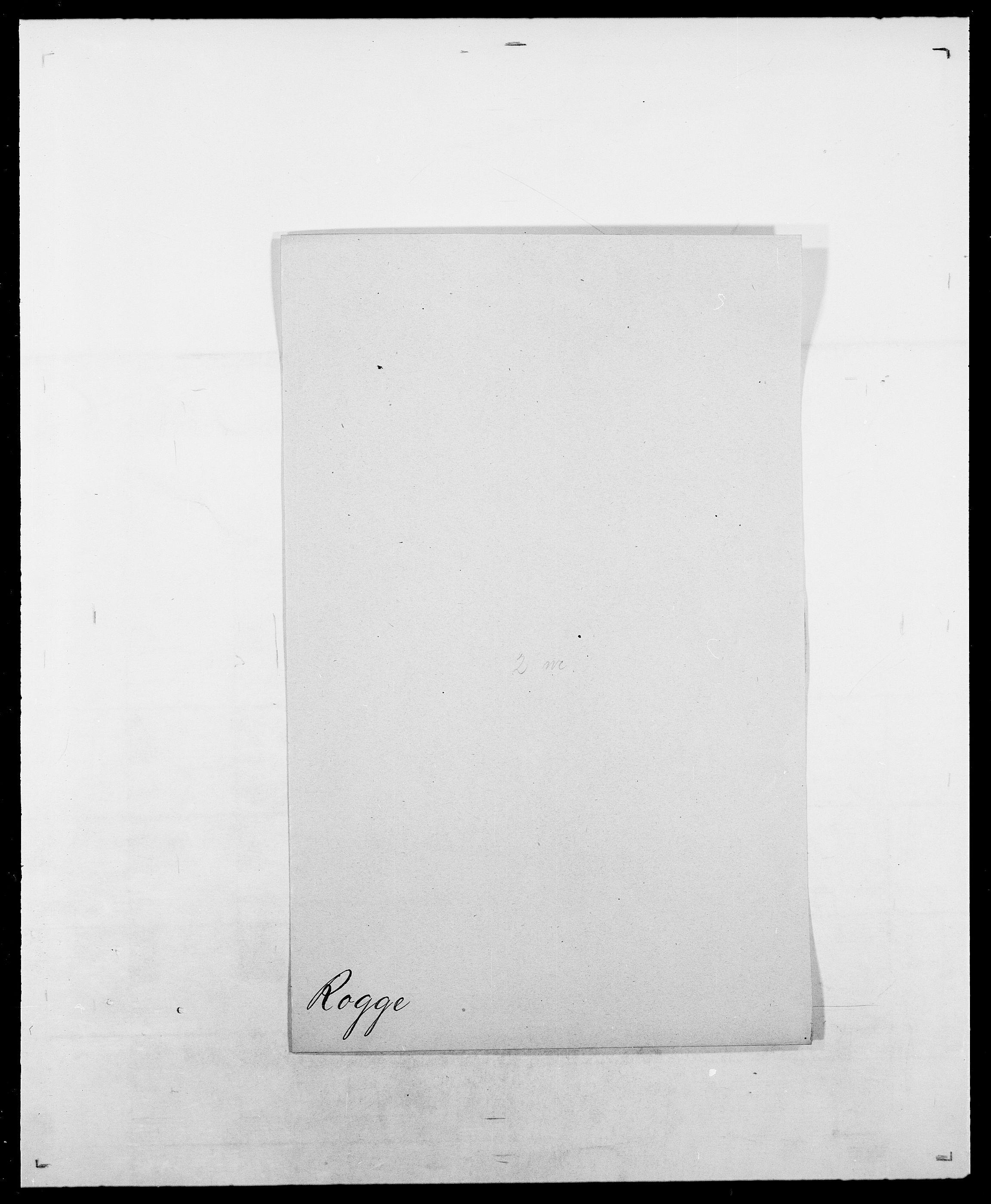 SAO, Delgobe, Charles Antoine - samling, D/Da/L0033: Roald - Røyem, s. 75