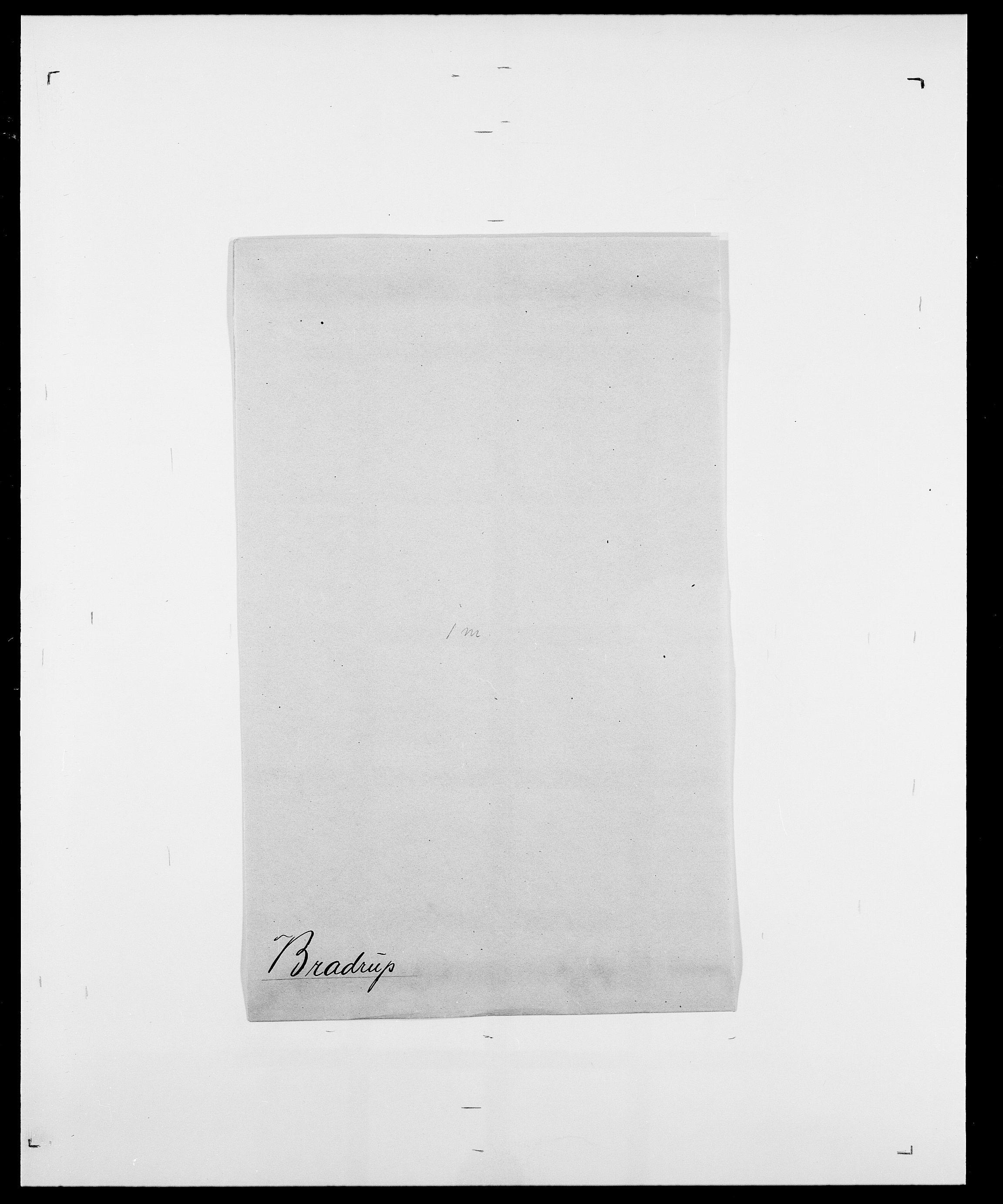 SAO, Delgobe, Charles Antoine - samling, D/Da/L0005: Boalth - Brahm, s. 443