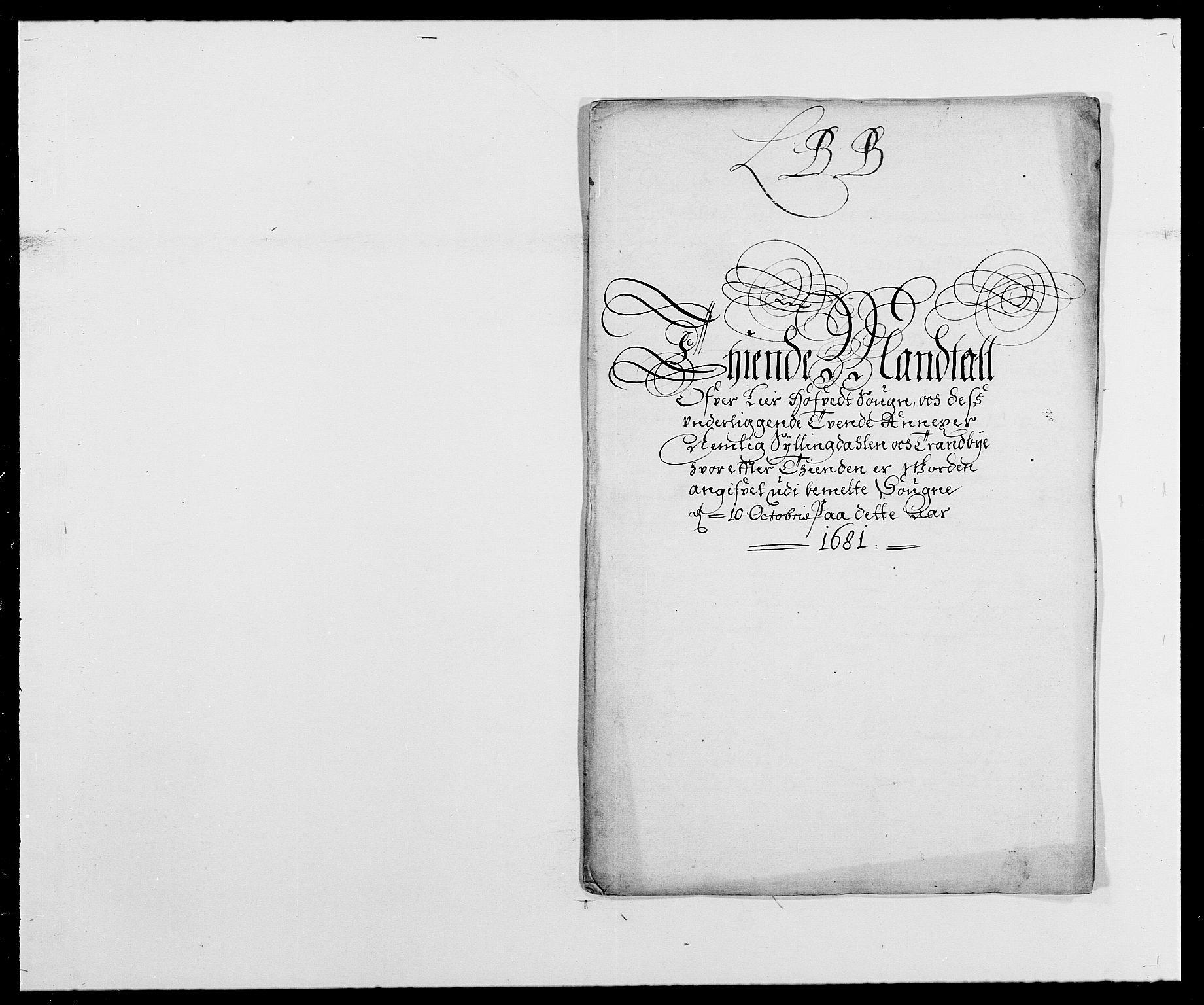 RA, Rentekammeret inntil 1814, Reviderte regnskaper, Fogderegnskap, R27/L1686: Fogderegnskap Lier, 1678-1686, s. 301