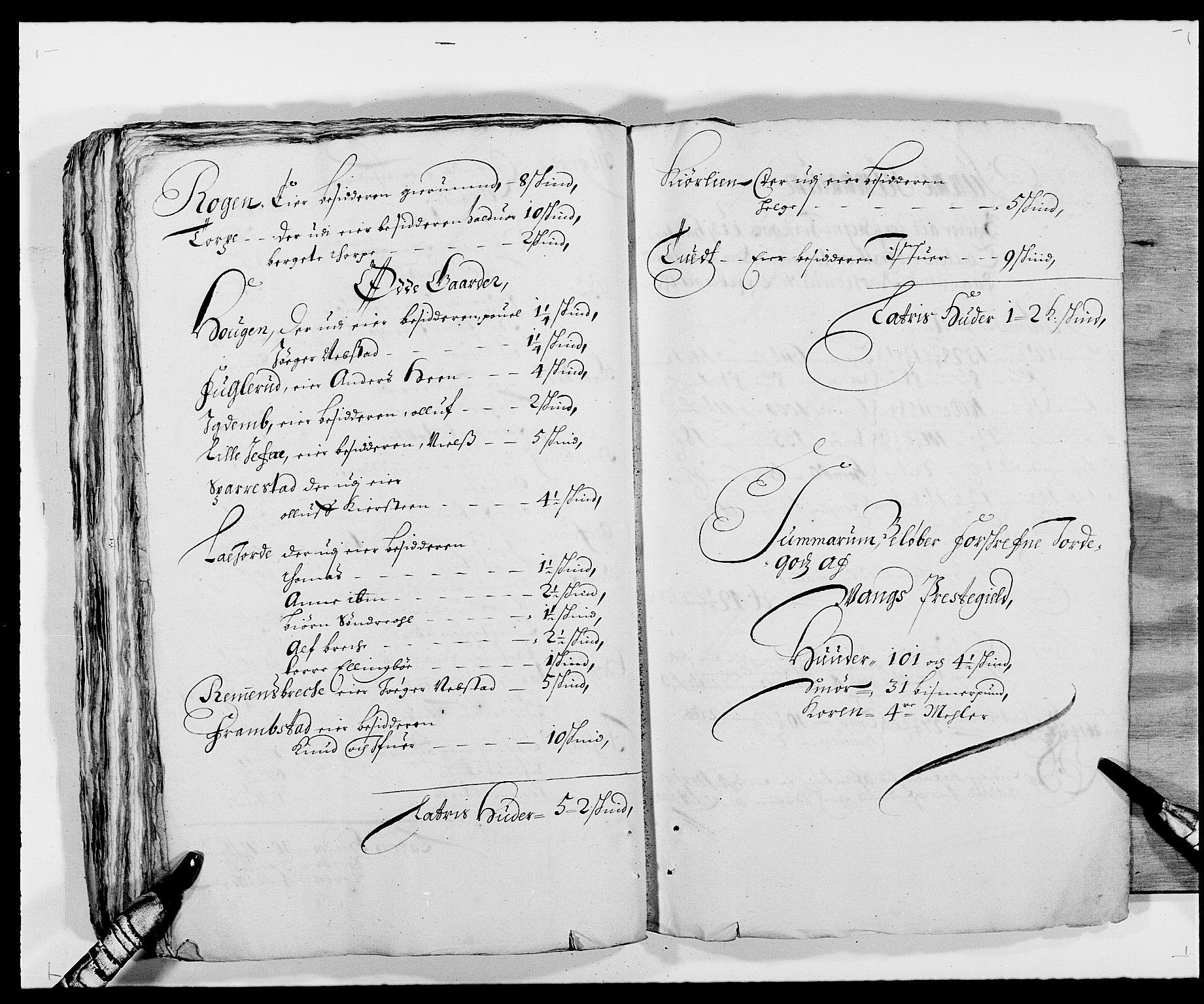 RA, Rentekammeret inntil 1814, Reviderte regnskaper, Fogderegnskap, R18/L1271: Fogderegnskap Hadeland, Toten og Valdres, 1678, s. 210