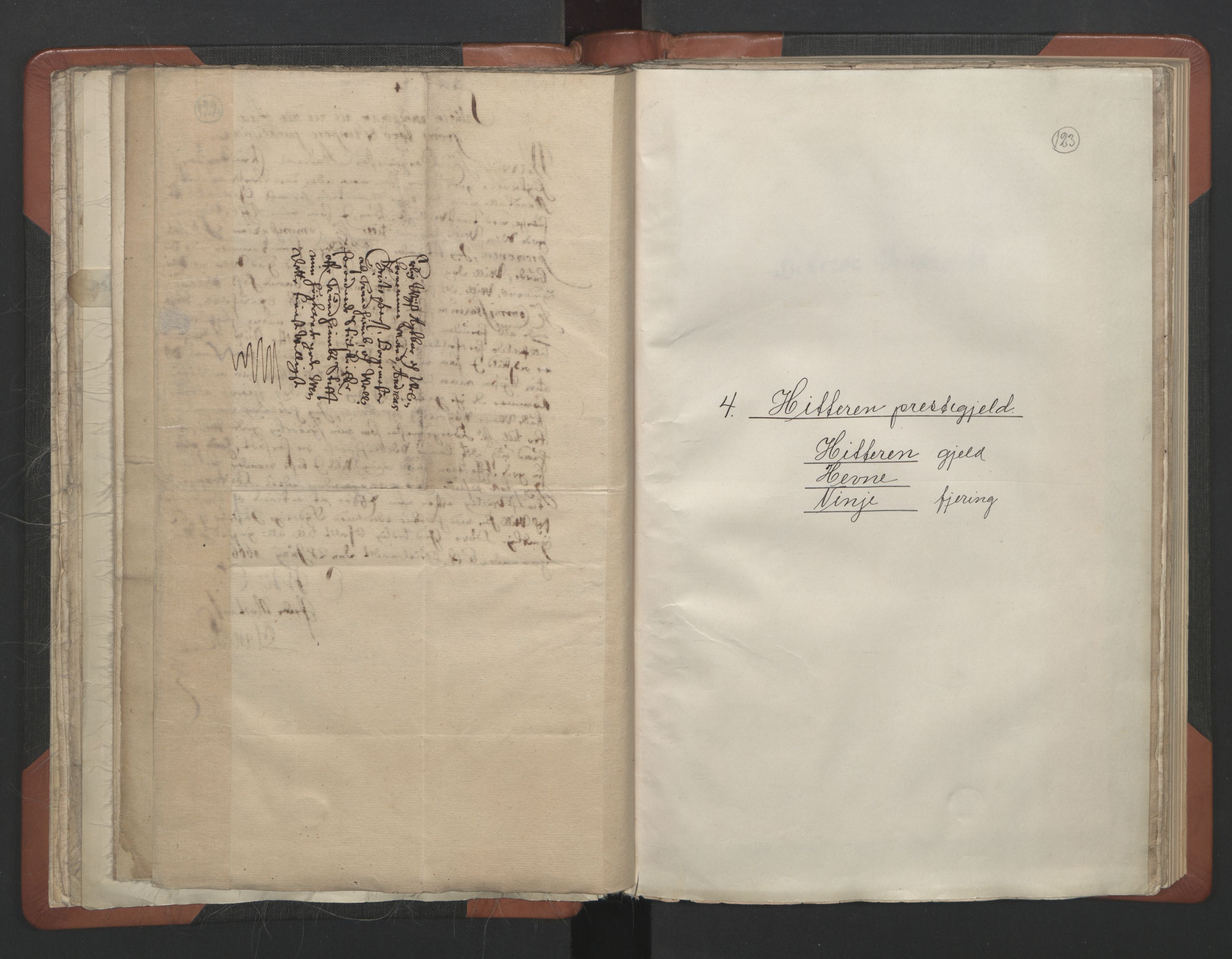 RA, Sogneprestenes manntall 1664-1666, nr. 30: Fosen prosti, 1664-1666, s. 122-123