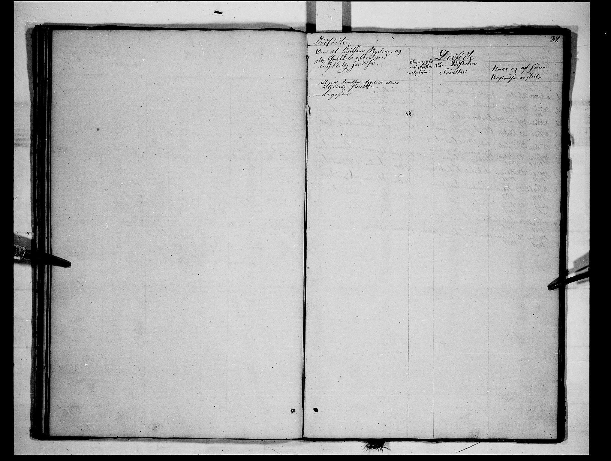 SAH, Rendalen prestekontor, H/Ha/Hab/L0001: Klokkerbok nr. 1, 1847-1857, s. 37