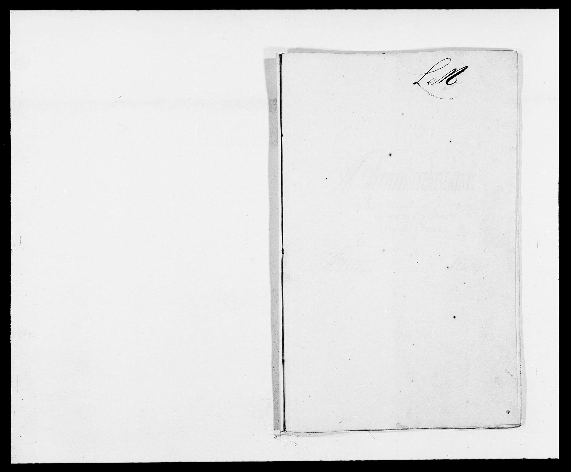 RA, Rentekammeret inntil 1814, Reviderte regnskaper, Fogderegnskap, R34/L2050: Fogderegnskap Bamble, 1688-1691, s. 220