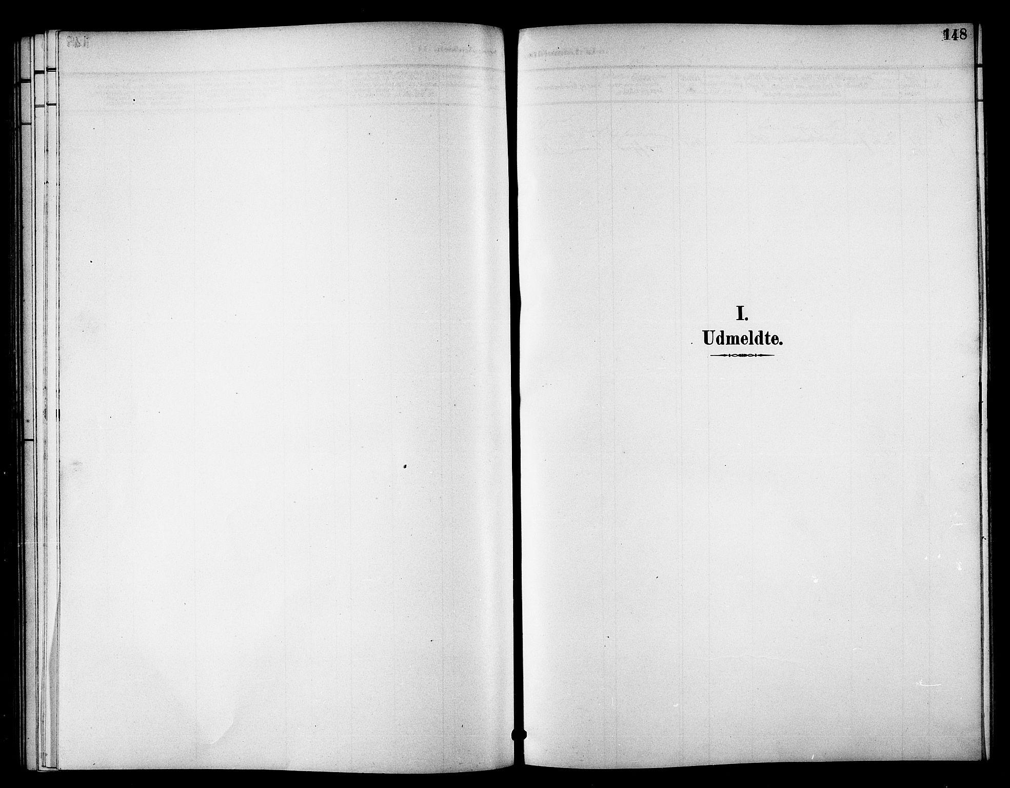 SATØ, Tana sokneprestkontor, H/Hb/L0006klokker: Klokkerbok nr. 6, 1892-1909, s. 148