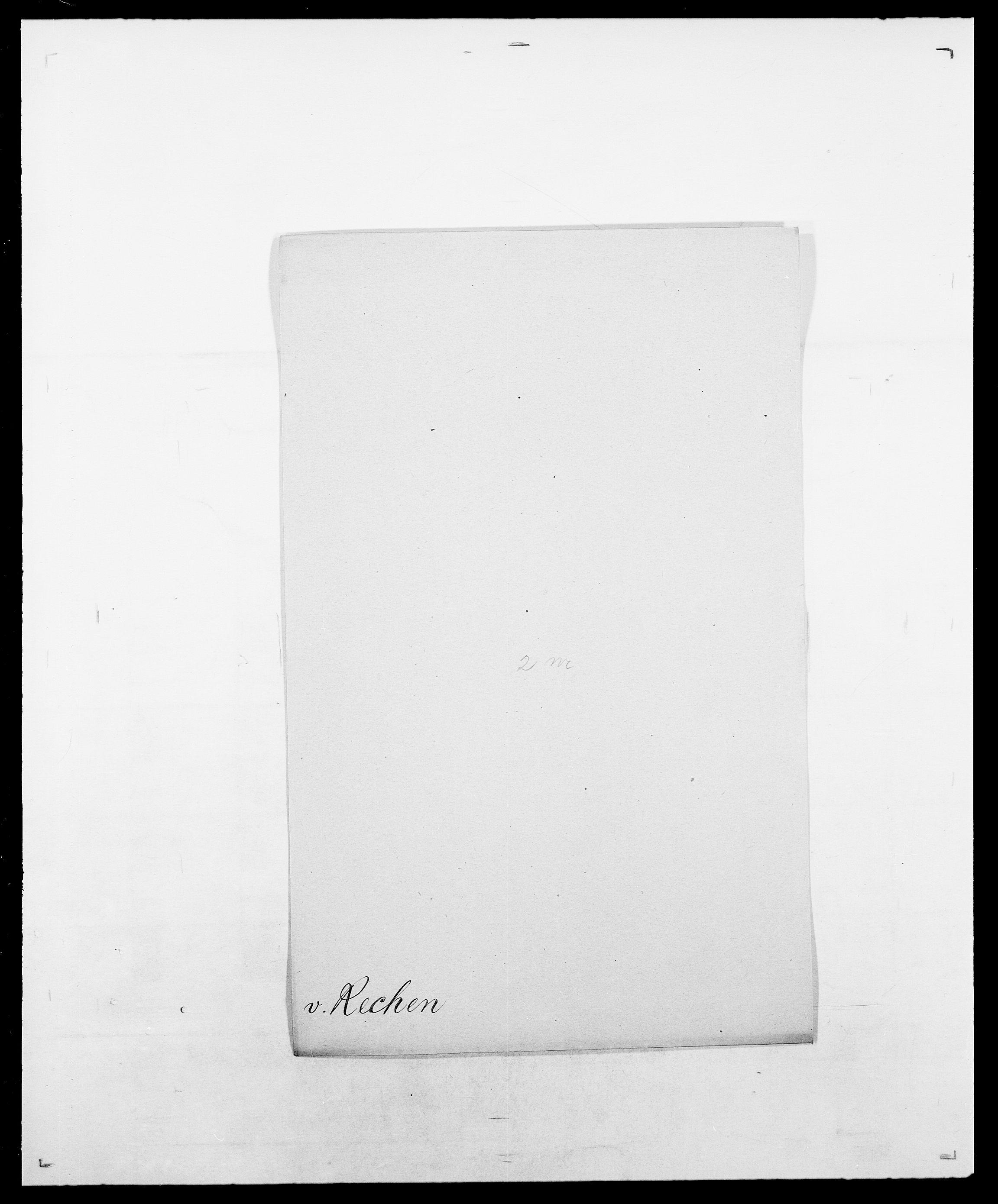 SAO, Delgobe, Charles Antoine - samling, D/Da/L0032: Rabakovsky - Rivertz, s. 233