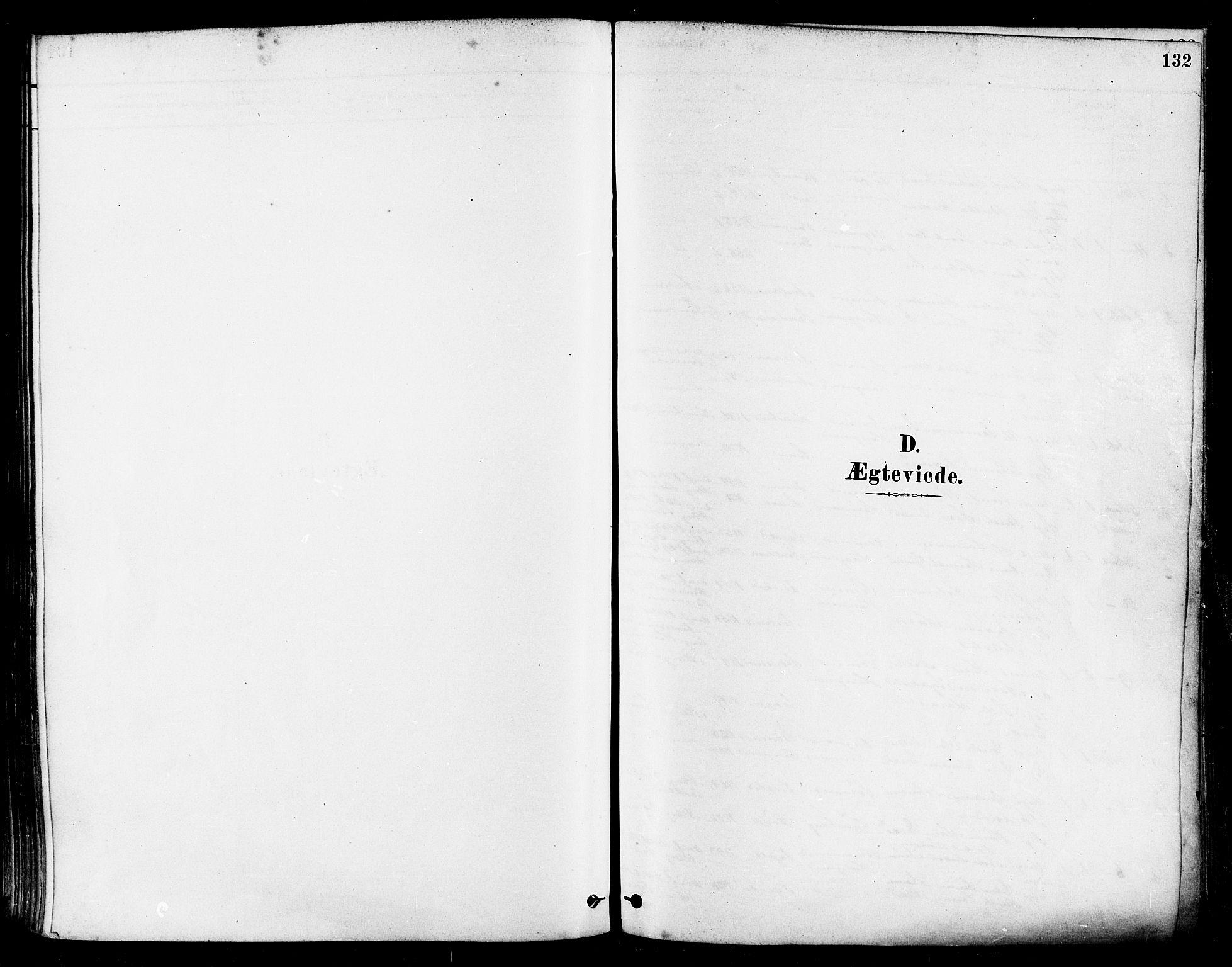 SAST, Haugesund sokneprestkontor, H/Ha/Haa/L0001: Ministerialbok nr. A 1, 1878-1885, s. 132