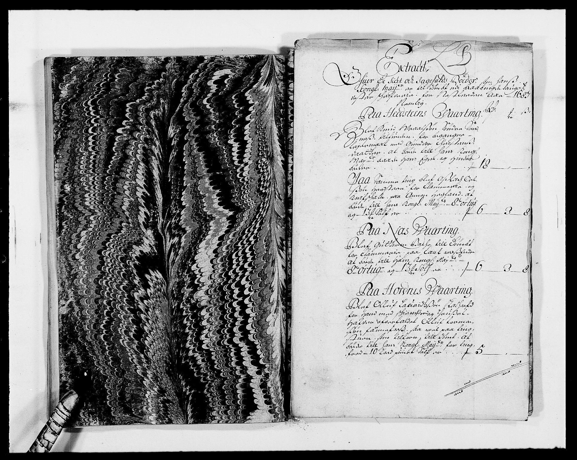 RA, Rentekammeret inntil 1814, Reviderte regnskaper, Fogderegnskap, R40/L2440: Fogderegnskap Råbyggelag, 1686-1687, s. 152
