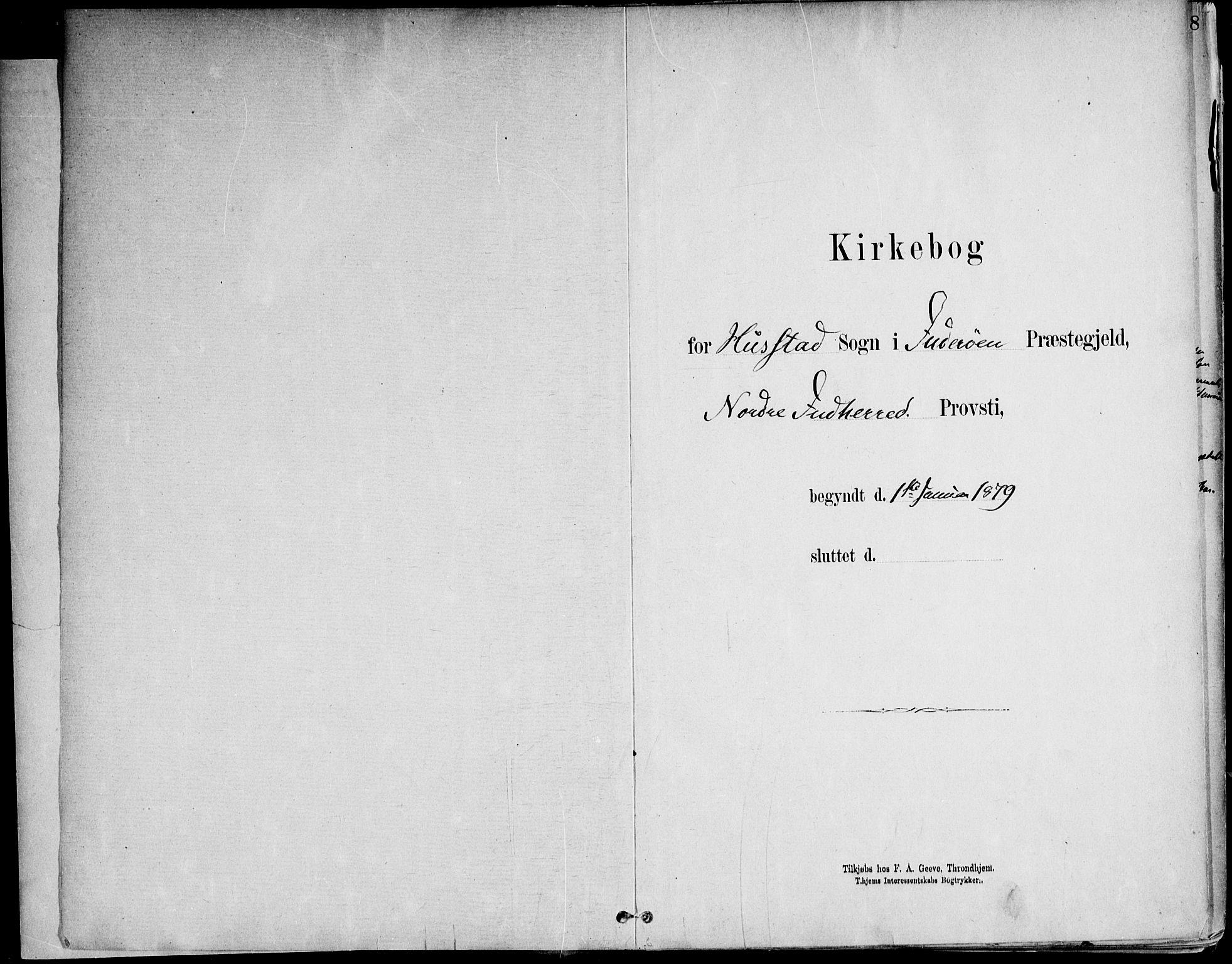 SAT, Ministerialprotokoller, klokkerbøker og fødselsregistre - Nord-Trøndelag, 732/L0316: Ministerialbok nr. 732A01, 1879-1921