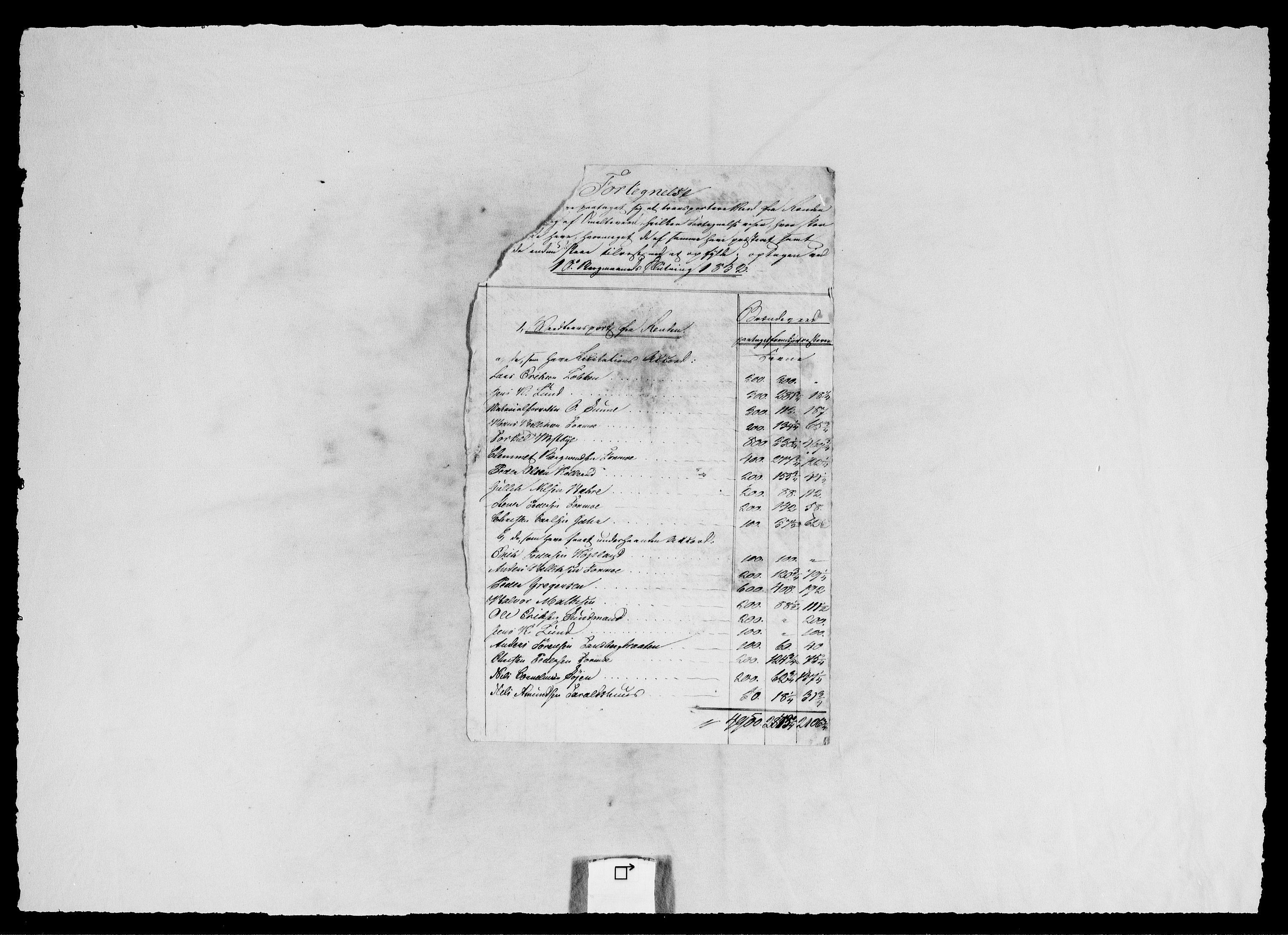 RA, Modums Blaafarveværk, G/Ga/L0063, 1827-1849, s. 106