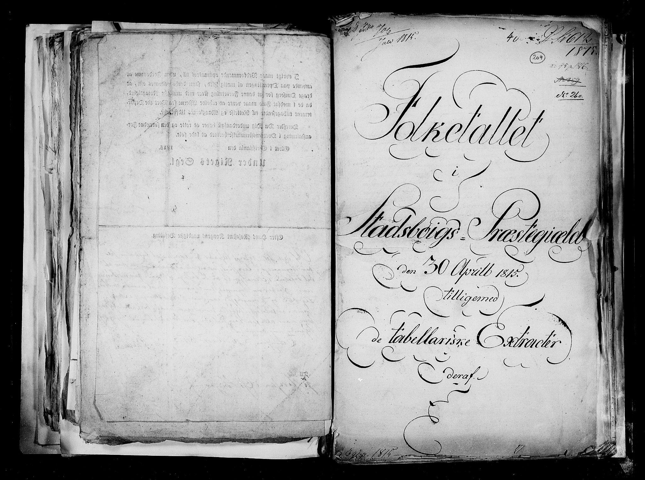 RA, Folketellingen 1815, bind 2: Bergen stift og Trondheim stift, 1815, s. 135