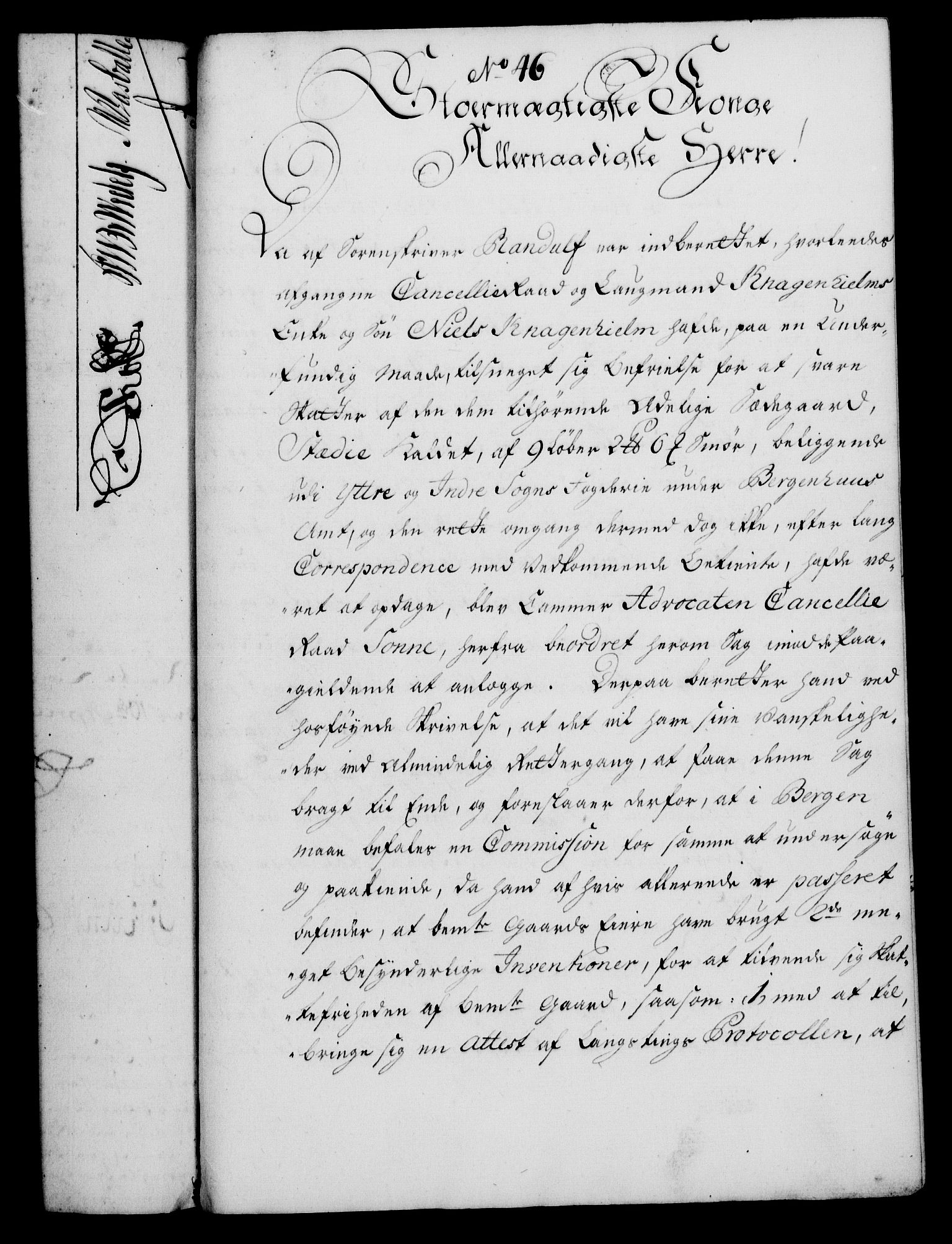 RA, Rentekammeret, Kammerkanselliet, G/Gf/Gfa/L0038: Norsk relasjons- og resolusjonsprotokoll (merket RK 52.38), 1756, s. 220