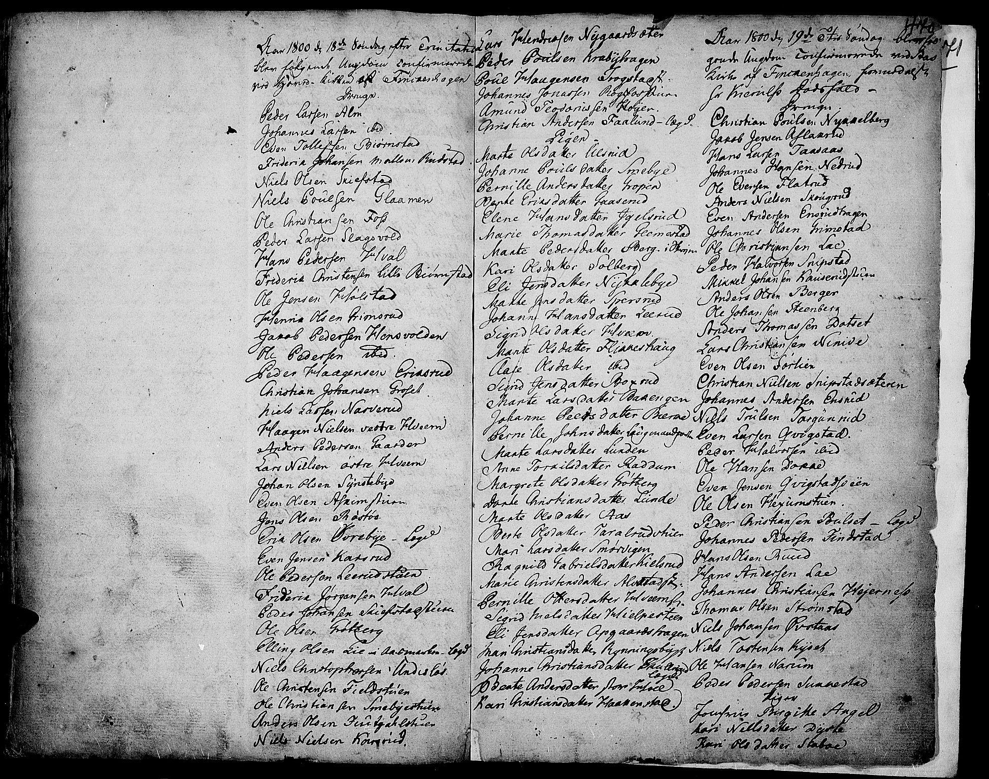 SAH, Toten prestekontor, Ministerialbok nr. 7, 1794-1809, s. 470