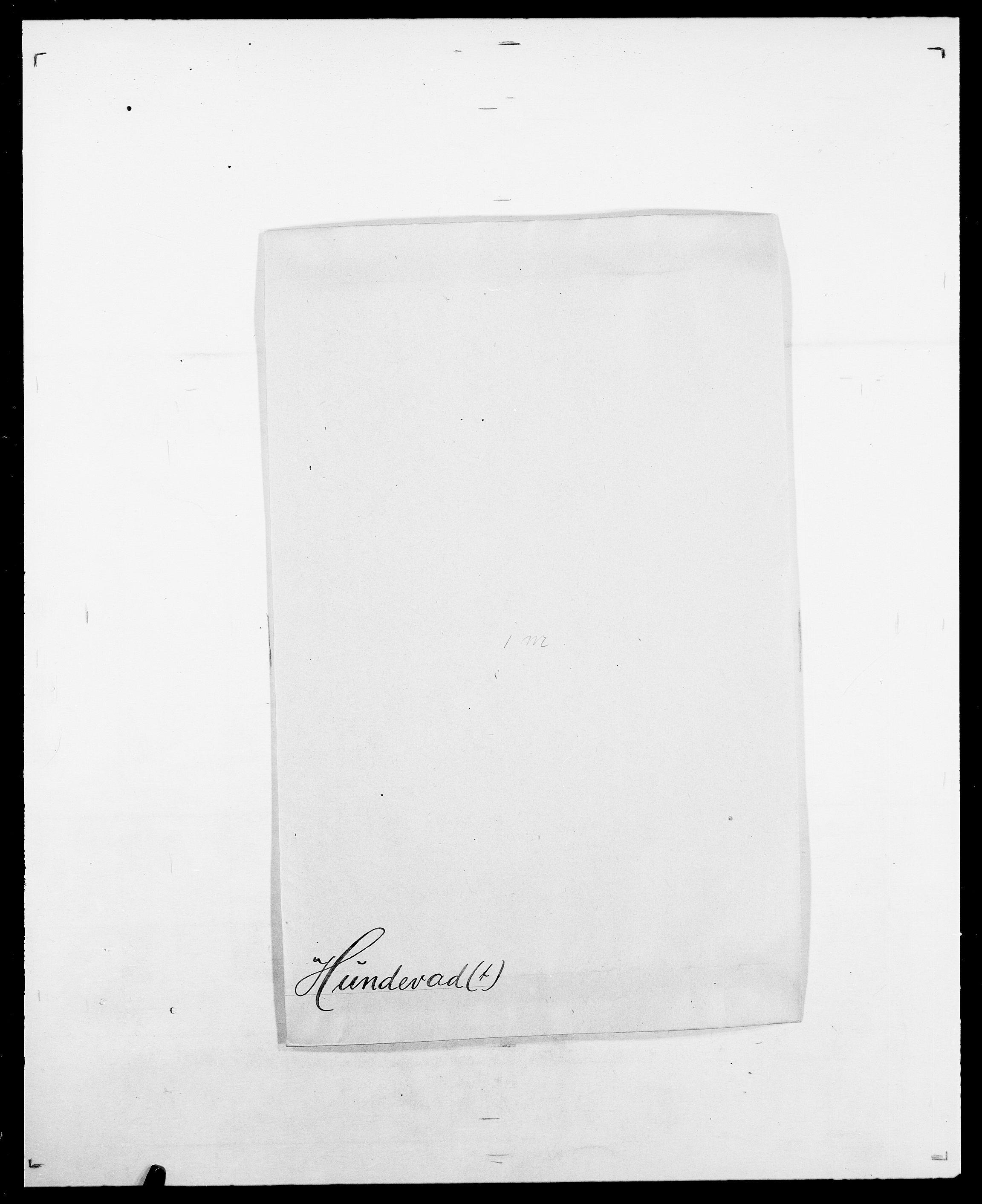 SAO, Delgobe, Charles Antoine - samling, D/Da/L0019: van der Hude - Joys, s. 65