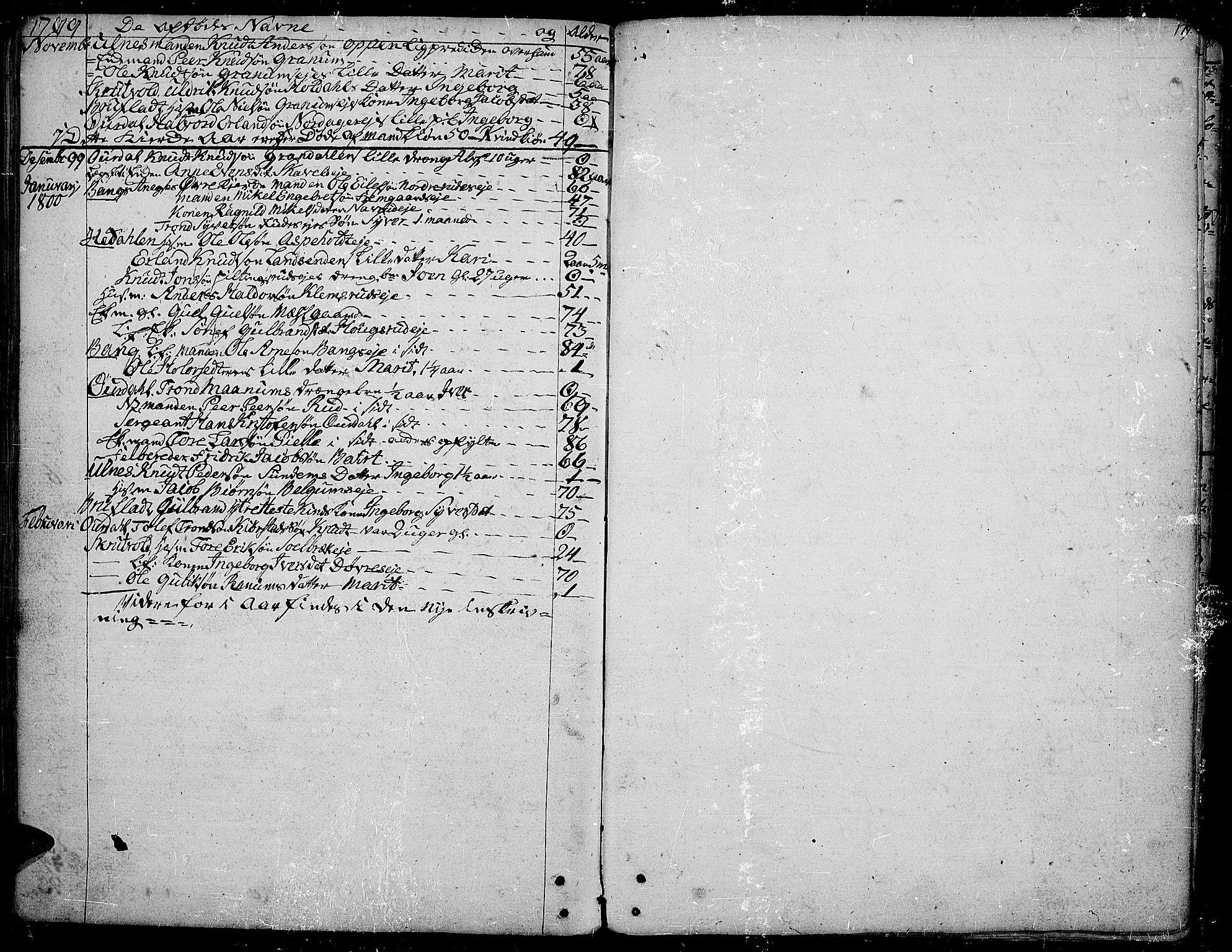 SAH, Aurdal prestekontor, Ministerialbok nr. 6, 1781-1804, s. 179