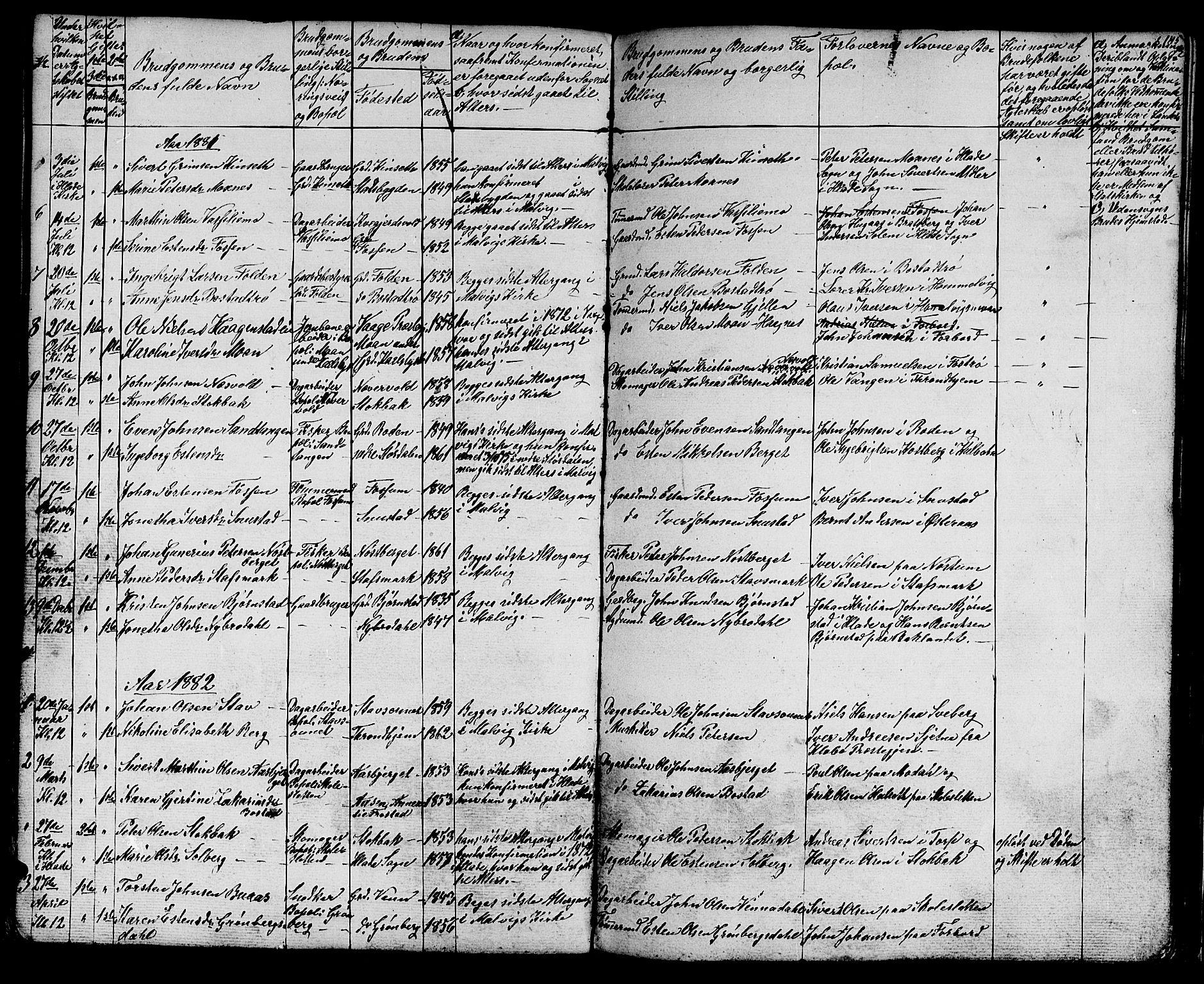 SAT, Ministerialprotokoller, klokkerbøker og fødselsregistre - Sør-Trøndelag, 616/L0422: Klokkerbok nr. 616C05, 1850-1888, s. 145