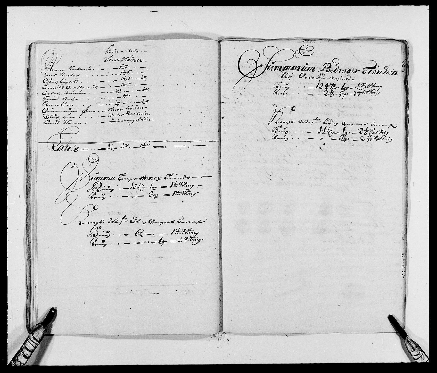 RA, Rentekammeret inntil 1814, Reviderte regnskaper, Fogderegnskap, R21/L1447: Fogderegnskap Ringerike og Hallingdal, 1687-1689, s. 240