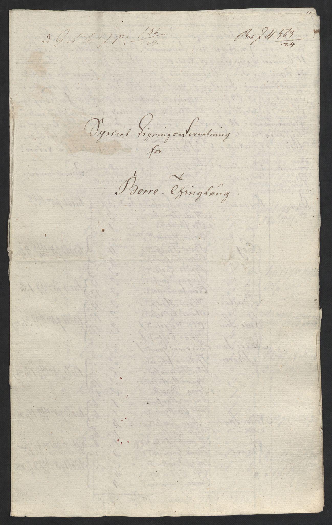 NOBA, Norges Bank/Sølvskatten 1816*, 1816-1824, s. 137