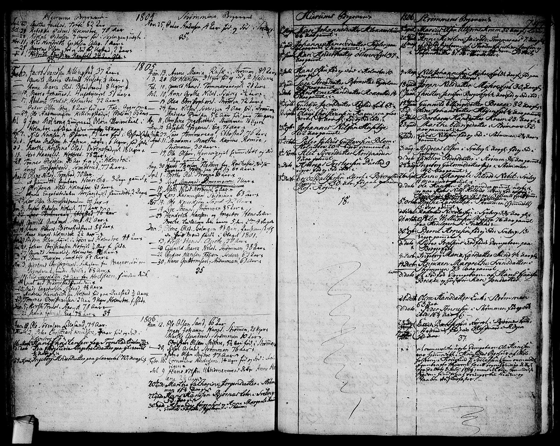 SAKO, Hurum kirkebøker, F/Fa/L0007: Ministerialbok nr. 7, 1771-1810, s. 247