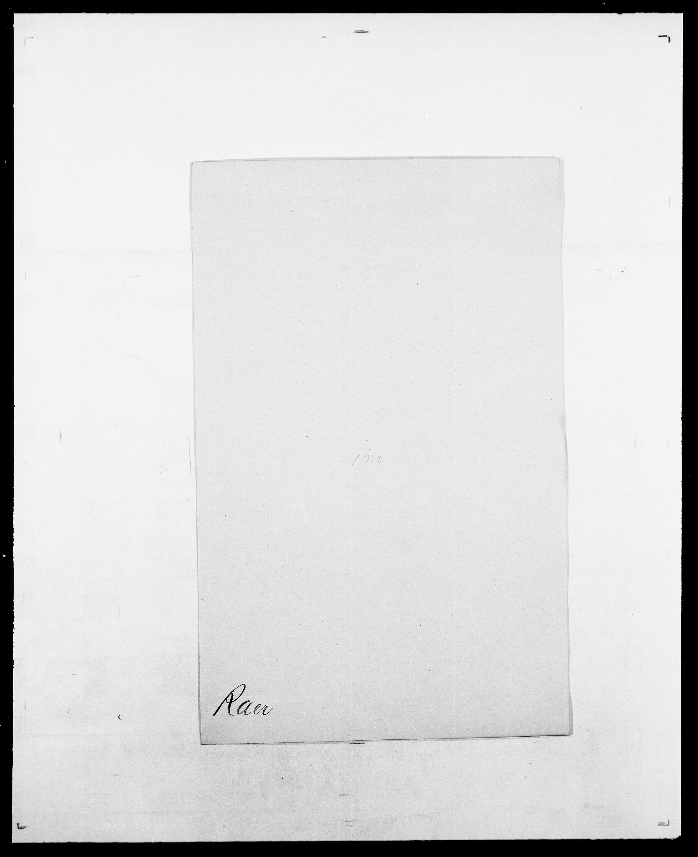 SAO, Delgobe, Charles Antoine - samling, D/Da/L0032: Rabakovsky - Rivertz, s. 28