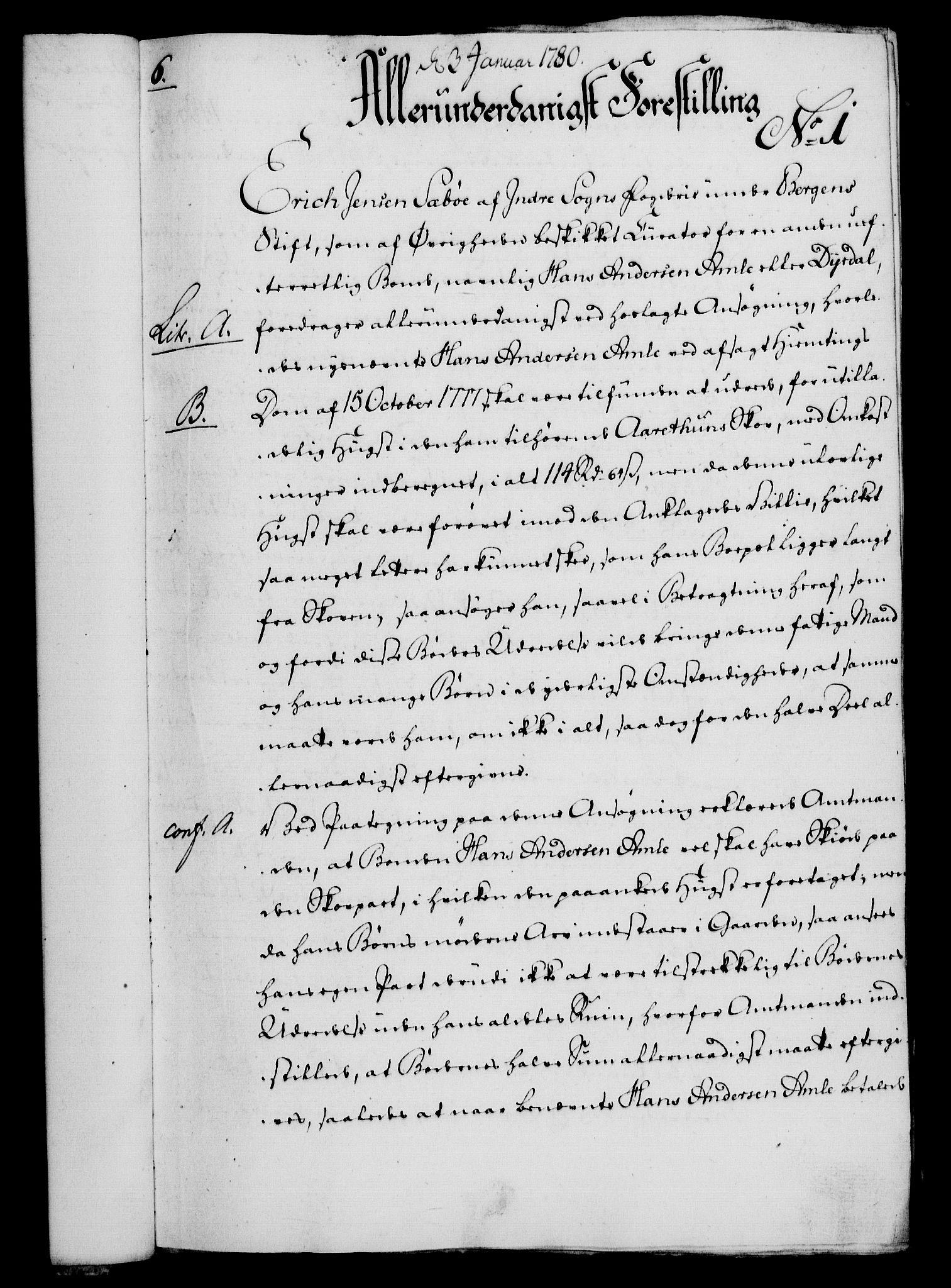 RA, Rentekammeret, Kammerkanselliet, G/Gf/Gfa/L0062: Norsk relasjons- og resolusjonsprotokoll (merket RK 52.62), 1780, s. 28