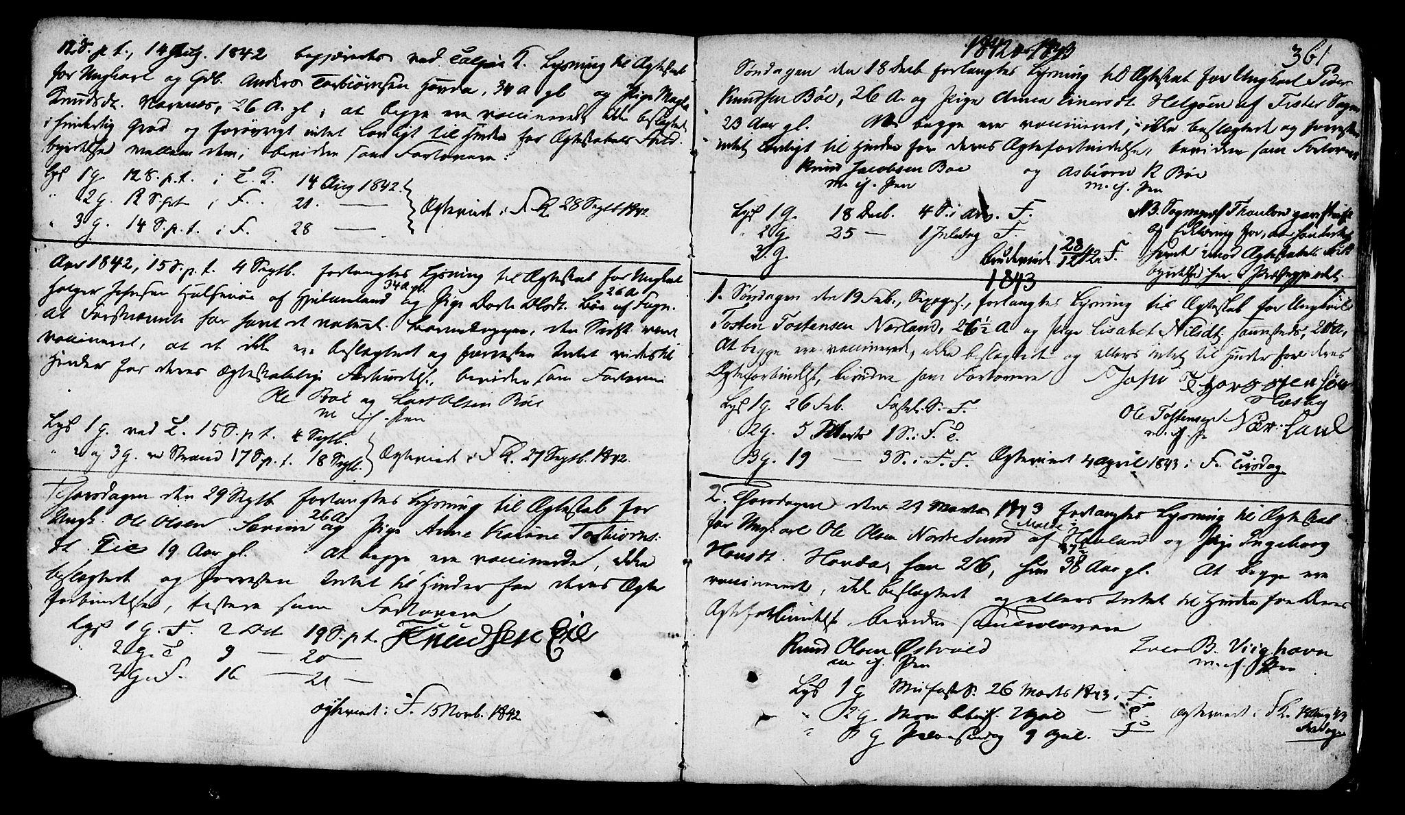SAST, Finnøy sokneprestkontor, H/Ha/Haa/L0005: Ministerialbok nr. A 5, 1773-1816, s. 361