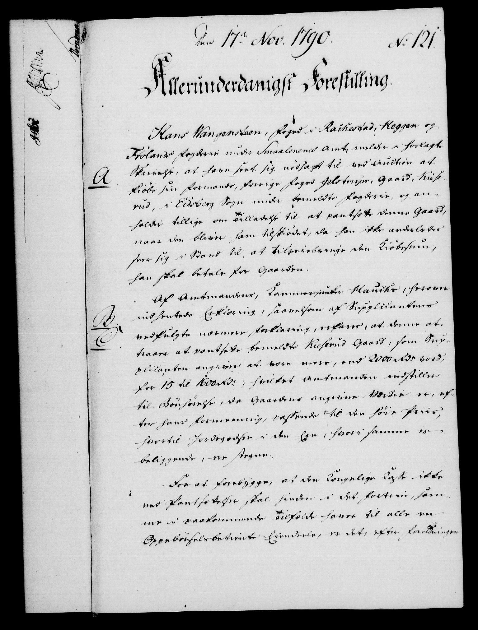 RA, Rentekammeret, Kammerkanselliet, G/Gf/Gfa/L0072: Norsk relasjons- og resolusjonsprotokoll (merket RK 52.72), 1790, s. 772
