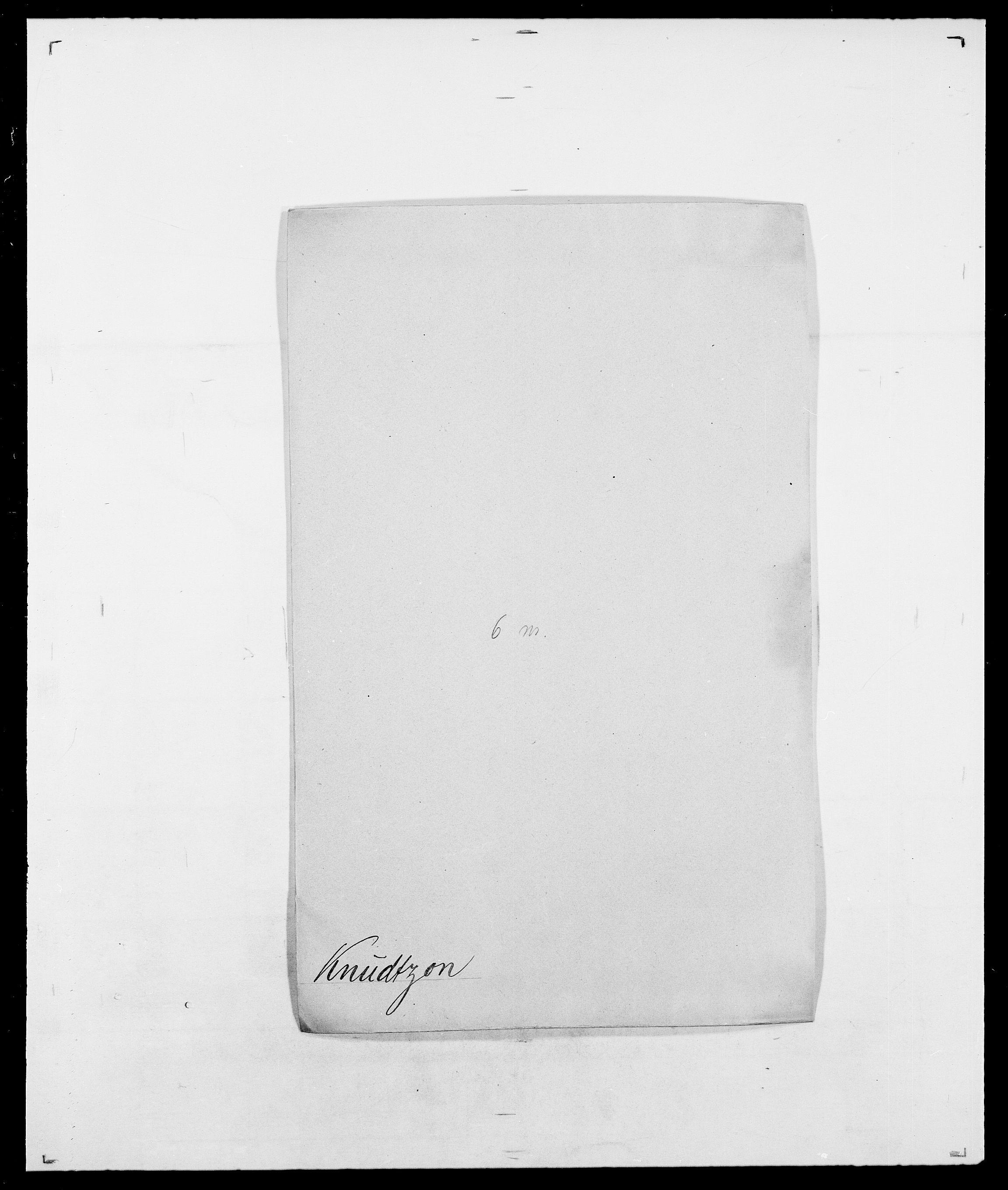 SAO, Delgobe, Charles Antoine - samling, D/Da/L0021: Klagenberg - Kristoft, s. 384