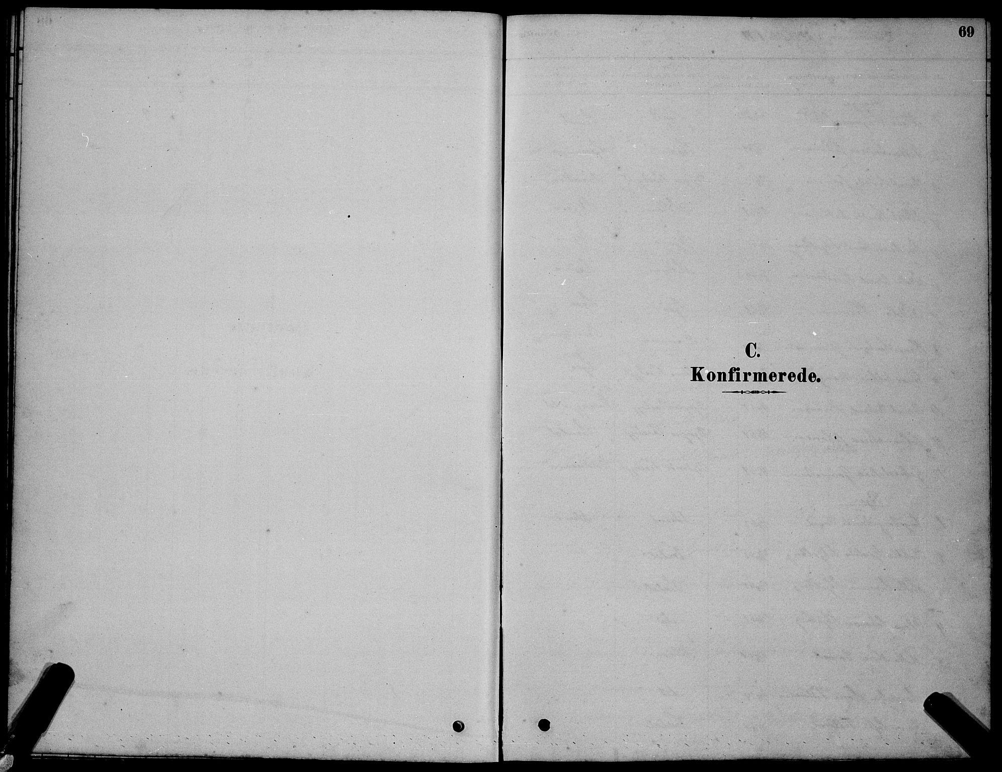 SAT, Ministerialprotokoller, klokkerbøker og fødselsregistre - Sør-Trøndelag, 654/L0665: Klokkerbok nr. 654C01, 1879-1901, s. 69
