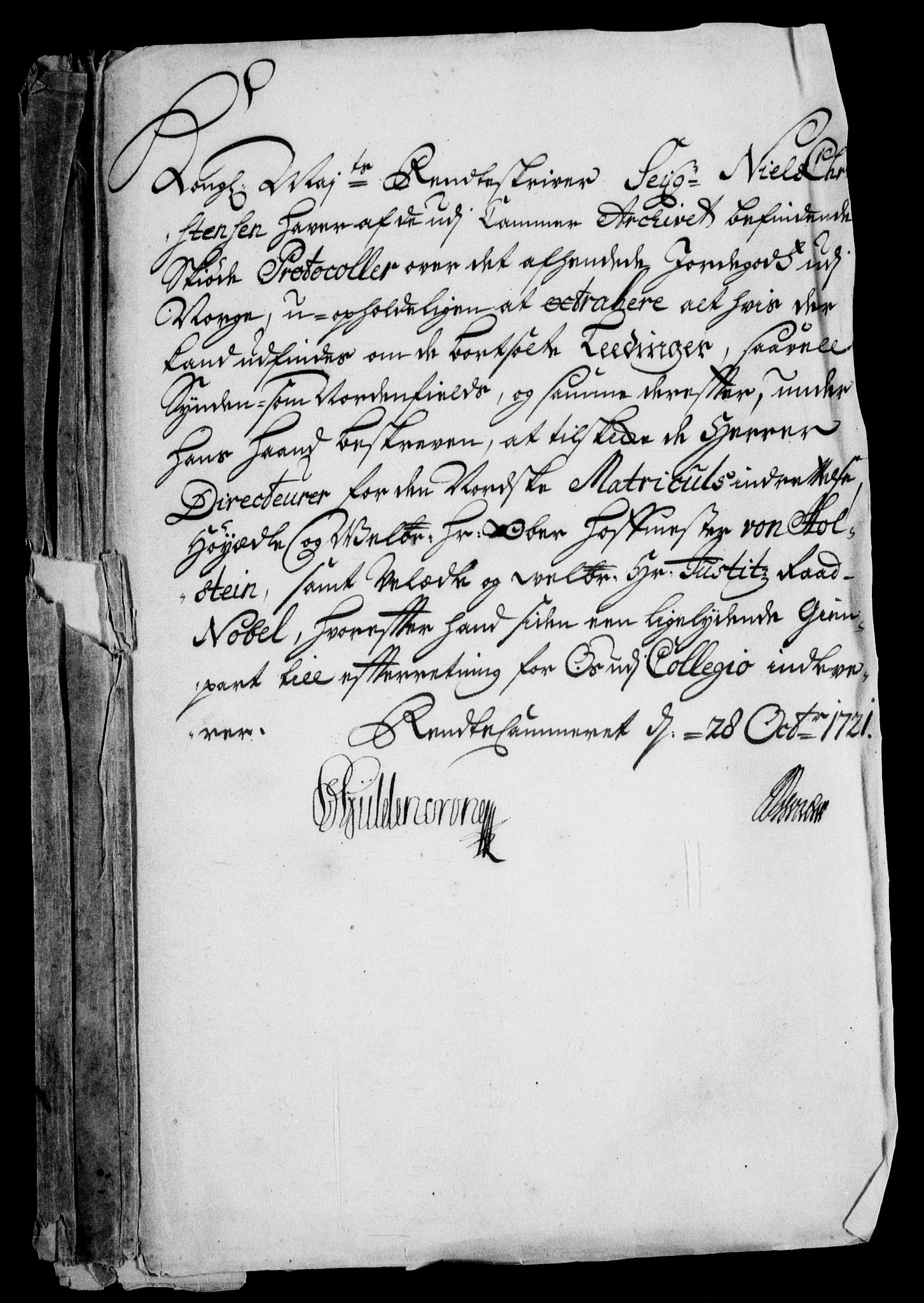 RA, Rentekammeret inntil 1814, Realistisk ordnet avdeling, On/L0011: [Jj 12]: Salg av pante- og reluisjonsgods i Norge, 1658-1729, s. 335
