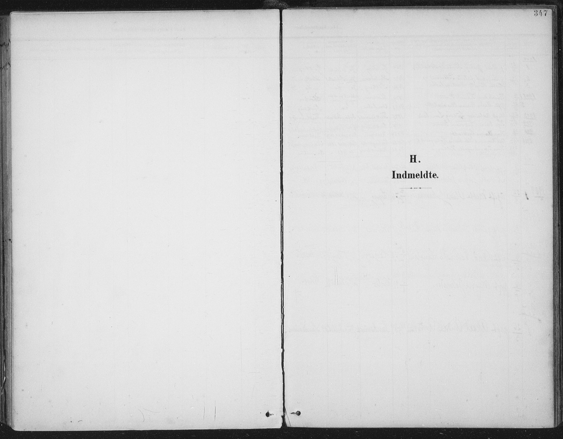 SAT, Ministerialprotokoller, klokkerbøker og fødselsregistre - Nord-Trøndelag, 723/L0246: Ministerialbok nr. 723A15, 1900-1917, s. 347