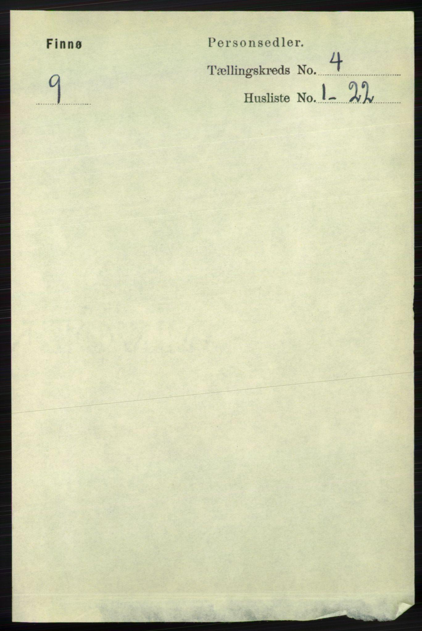 RA, Folketelling 1891 for 1141 Finnøy herred, 1891, s. 824