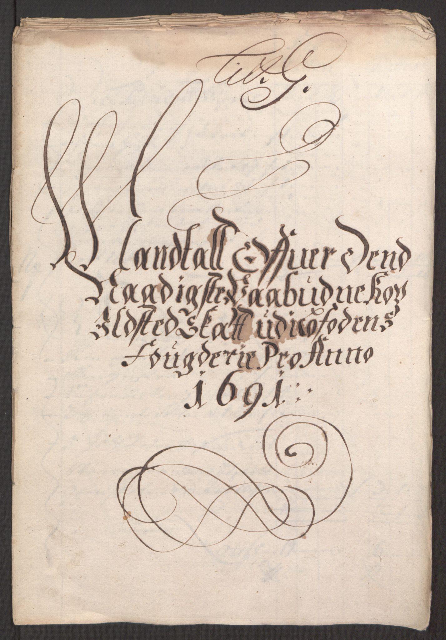 RA, Rentekammeret inntil 1814, Reviderte regnskaper, Fogderegnskap, R67/L4675: Fogderegnskap Vesterålen, Andenes og Lofoten, 1691-1693, s. 70