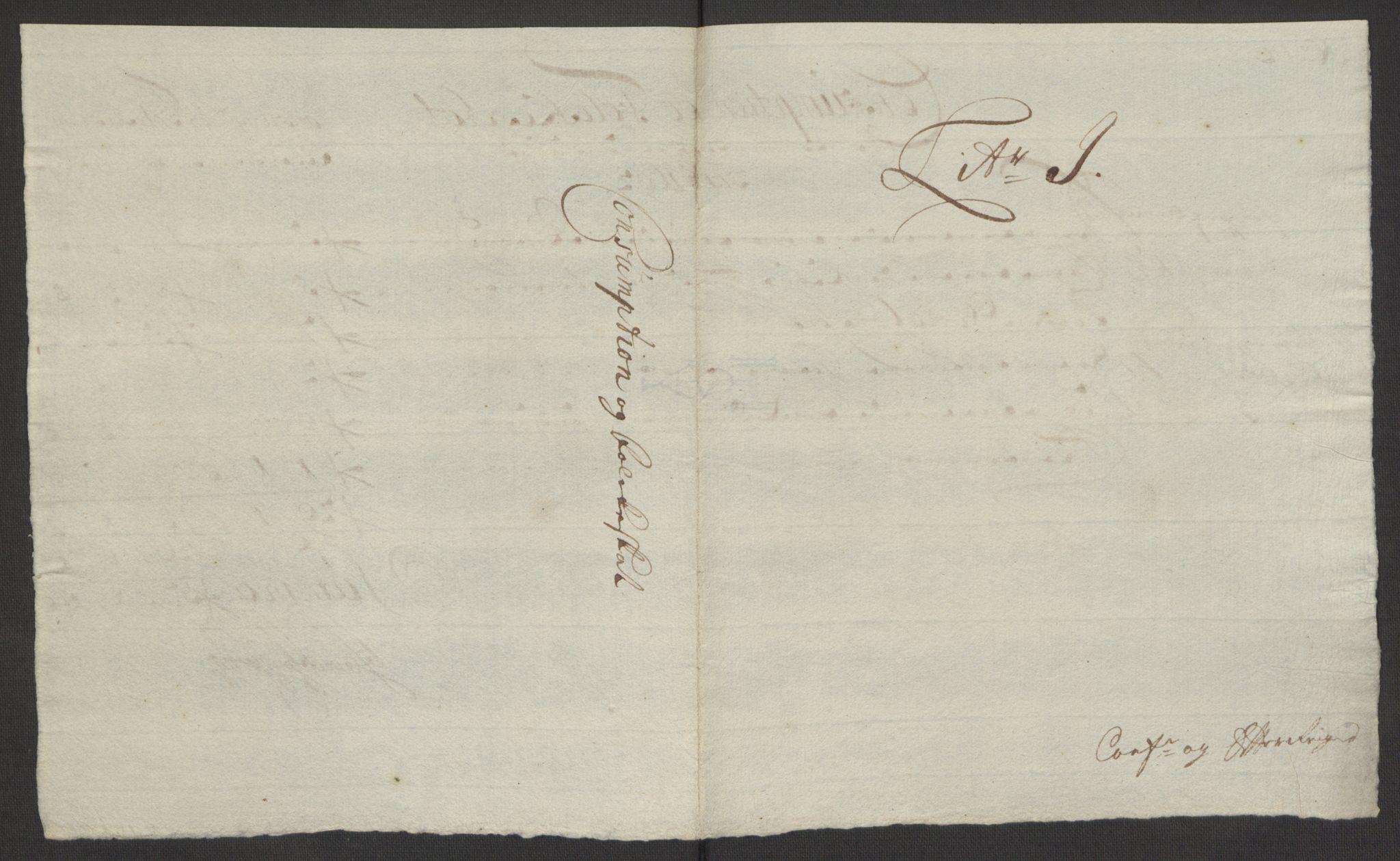 RA, Rentekammeret inntil 1814, Reviderte regnskaper, Fogderegnskap, R24/L1575: Fogderegnskap Numedal og Sandsvær, 1692-1695, s. 101