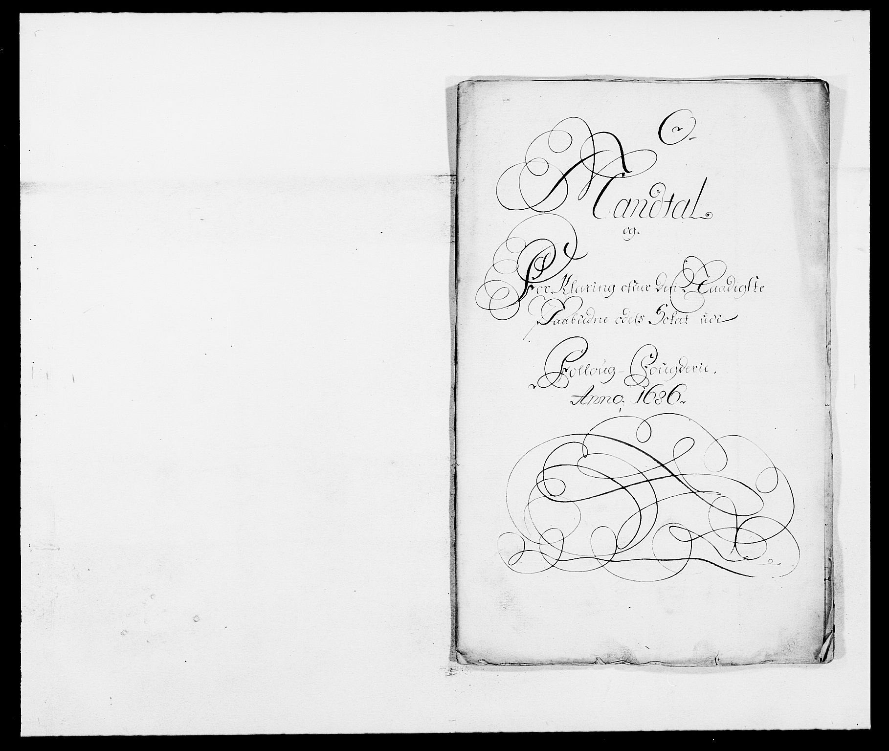 RA, Rentekammeret inntil 1814, Reviderte regnskaper, Fogderegnskap, R09/L0433: Fogderegnskap Follo, 1685-1686, s. 383
