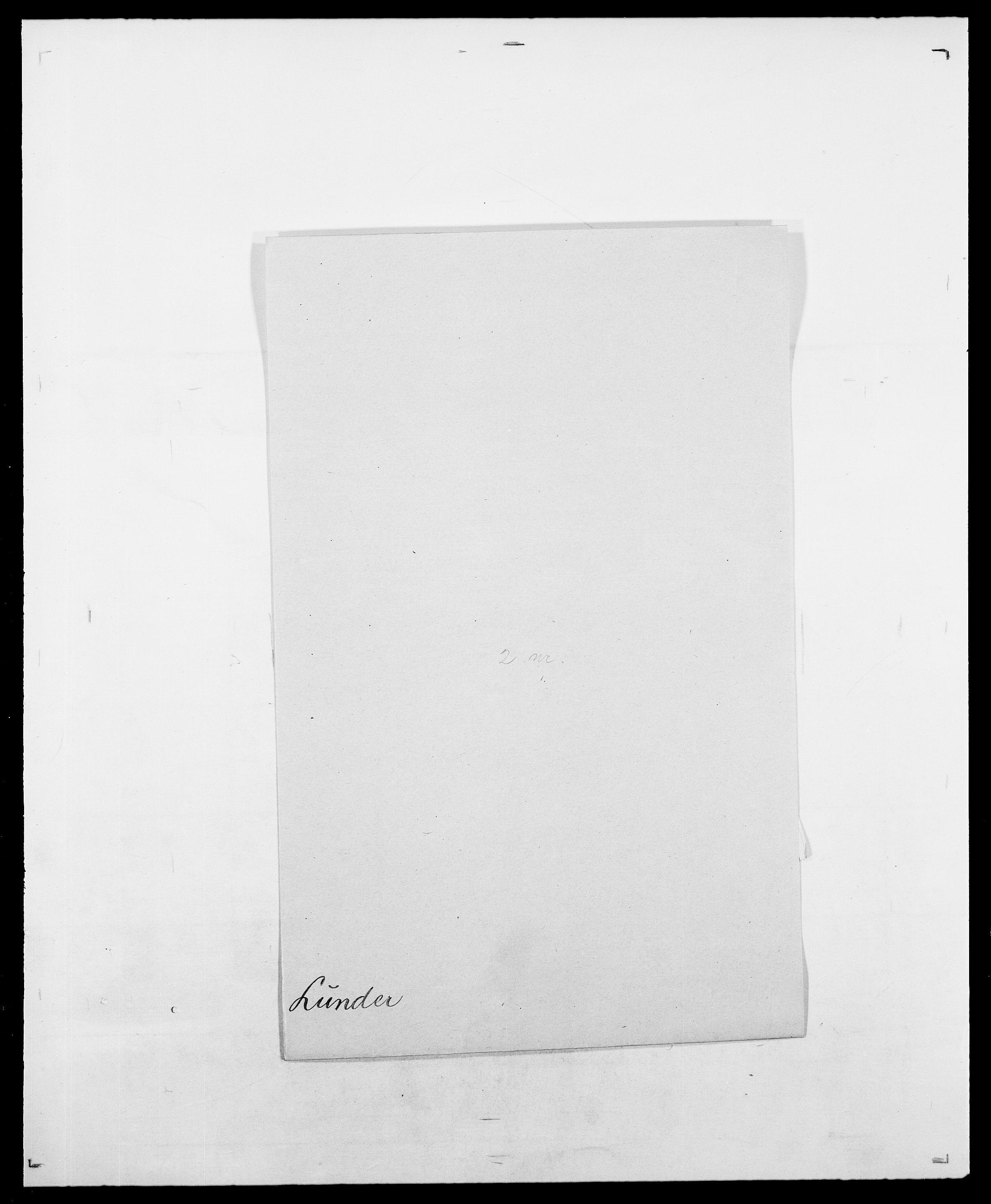 SAO, Delgobe, Charles Antoine - samling, D/Da/L0024: Lobech - Lærum, s. 635
